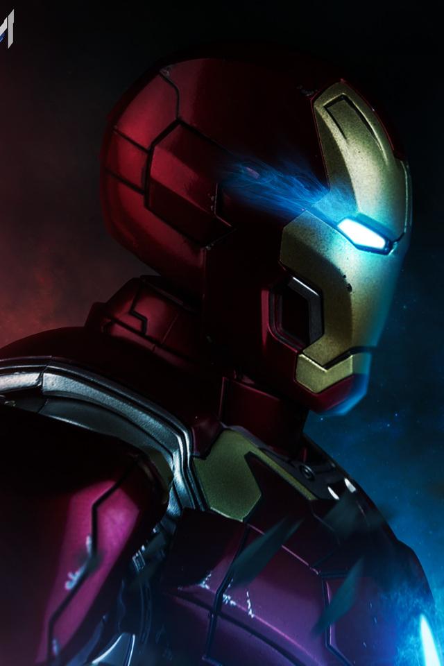 Iron Man Mark 4 Suit 74