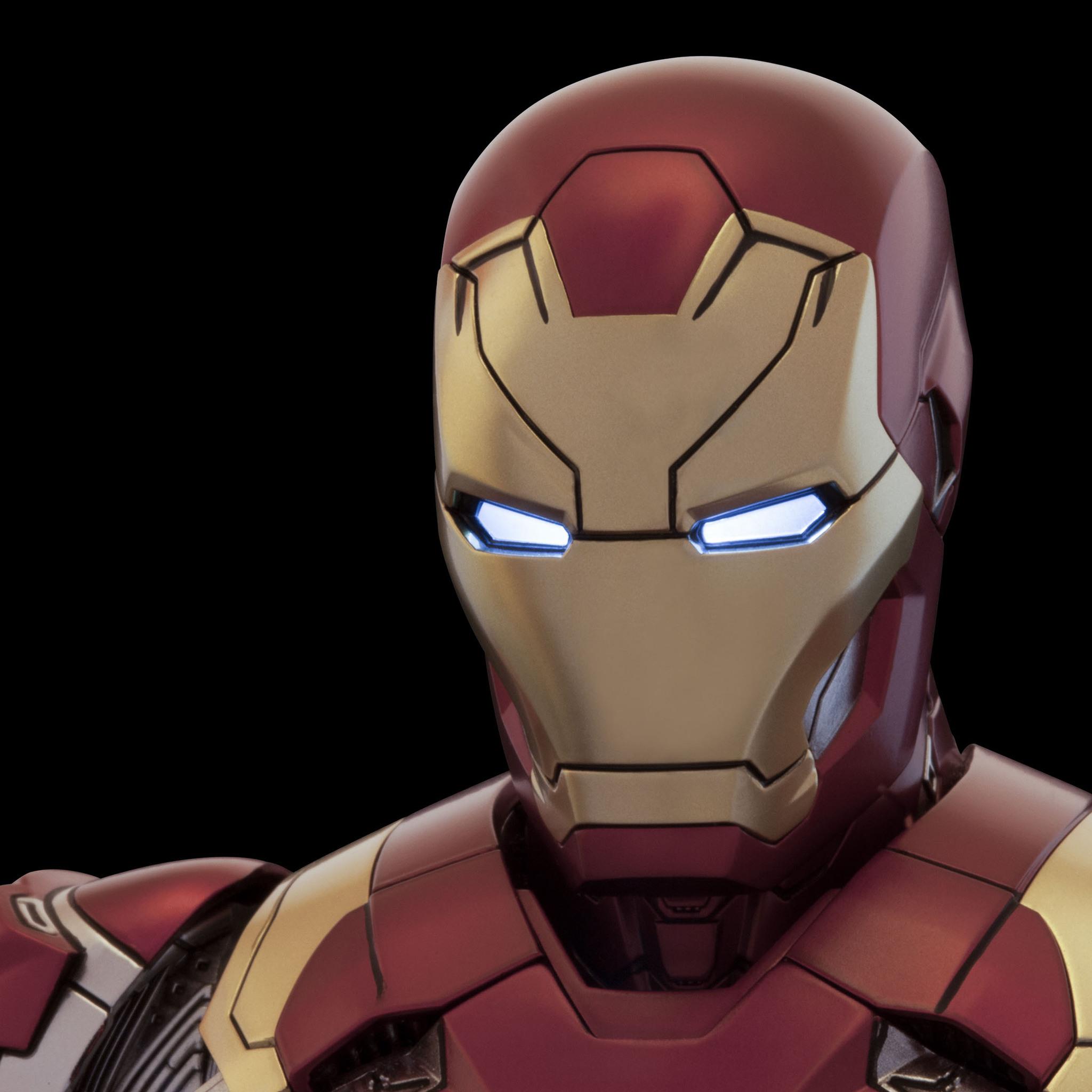 2048x2048 Iron Man Mark Vi 4k Ipad Air Hd 4k Wallpapers