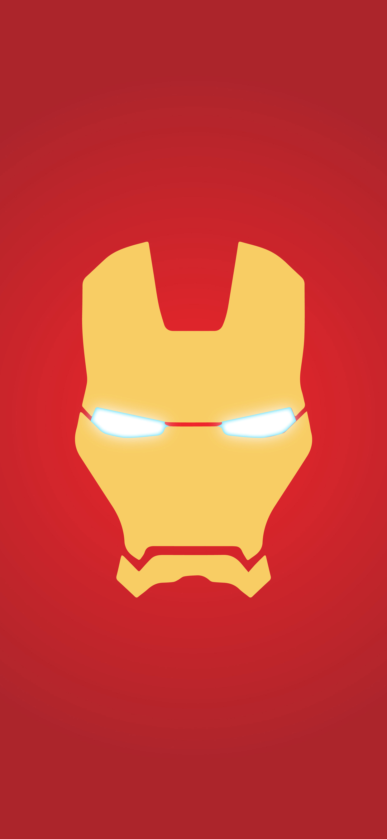 1242x2688 Iron Man Mask Minimal Iphone Xs Max Hd 4k Wallpapers