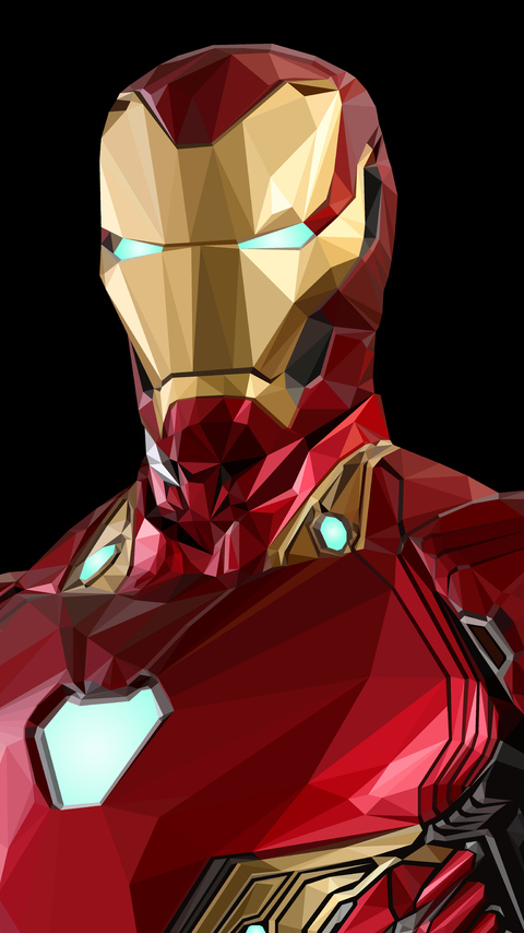 480x854 Iron Man Oled 8k Android One Hd 4k Wallpapers