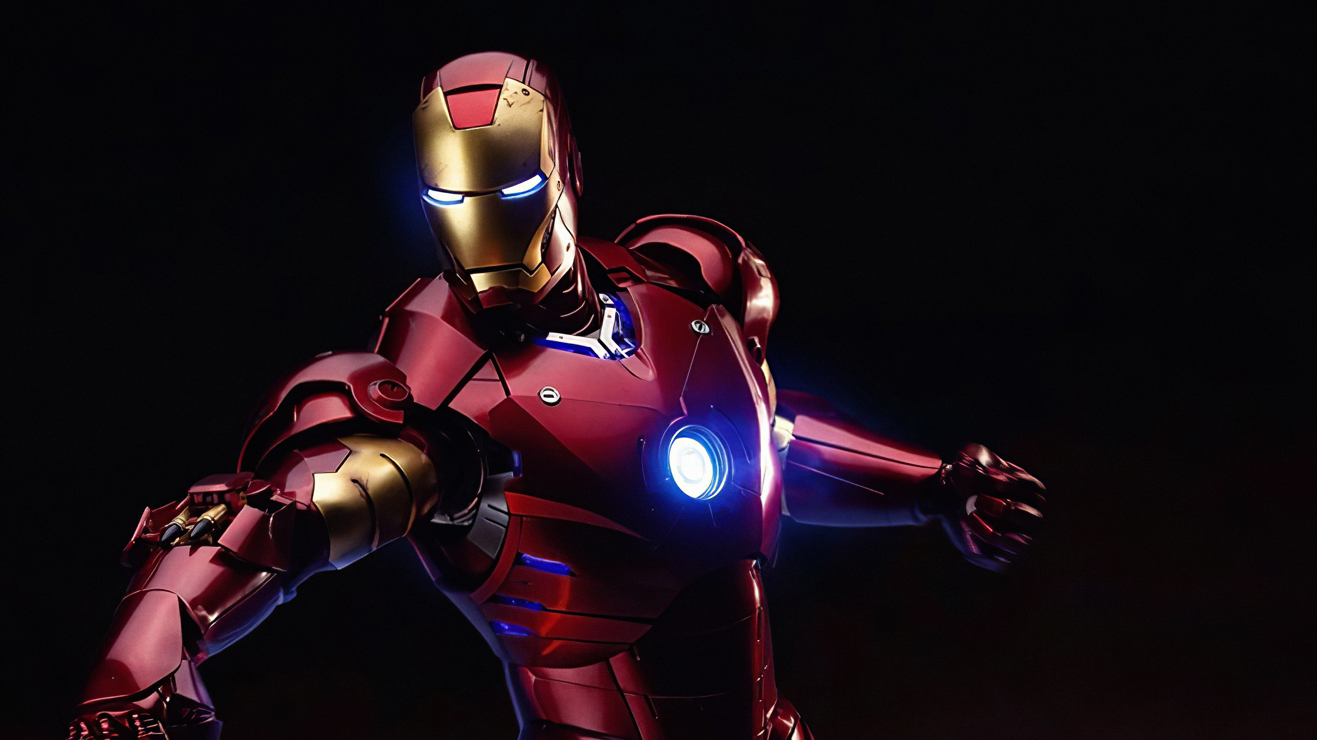 2560x1440 Iron Man On 1440p Resolution Hd 4k Wallpapers Images Backgrounds Photos And Pictures