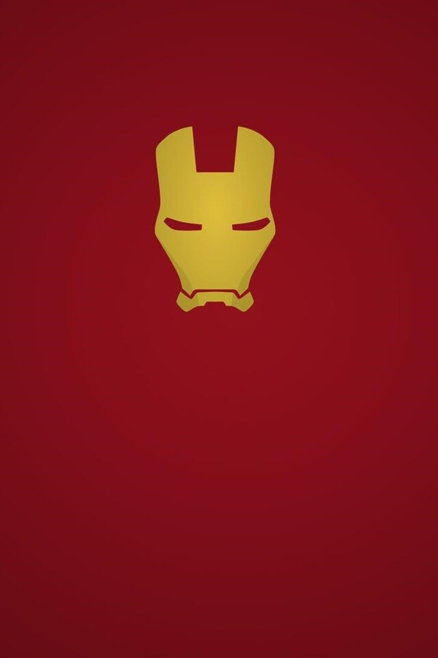 Iron Man Simple 2 4k