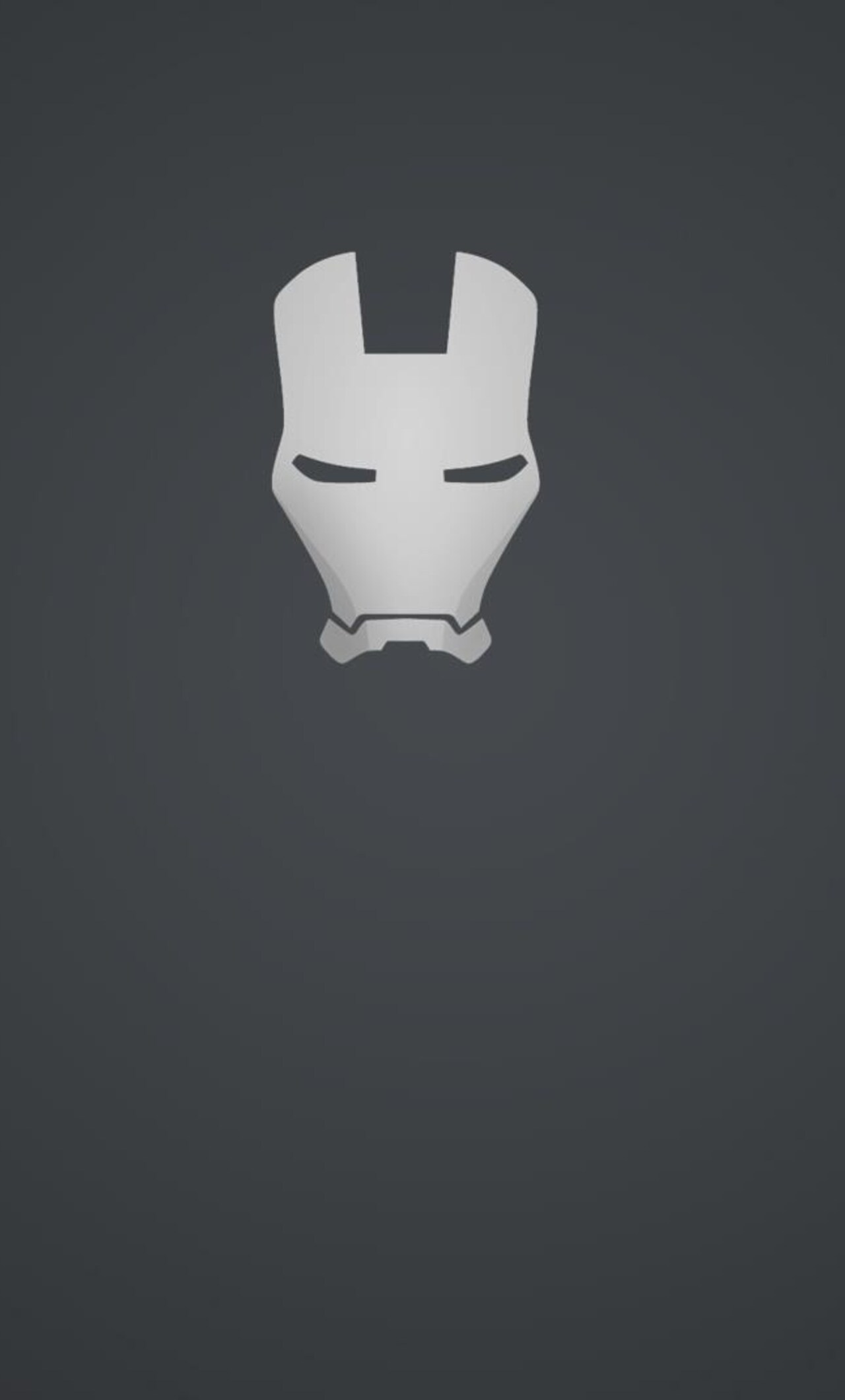 Iron Man Simple 3 Wallpaper