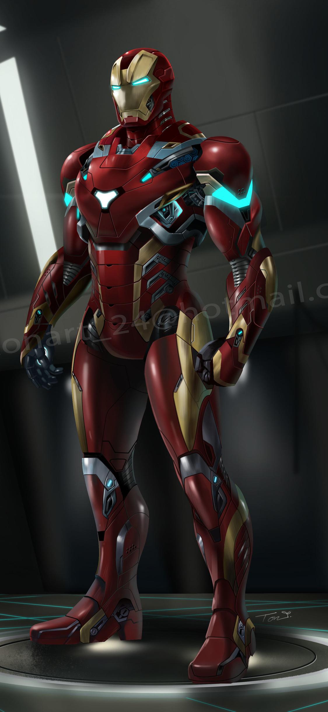 1125x2436 Iron Man Suit Artwork Iphone Xs Iphone 10 Iphone X Hd 4k