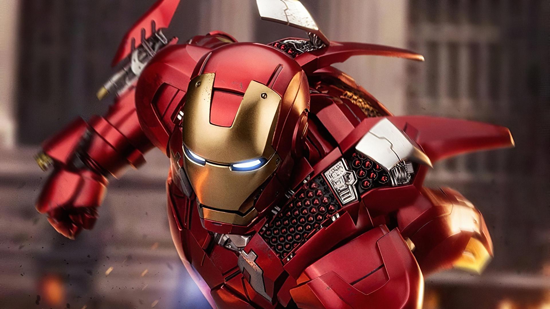 1920x1080 Iron Man4knew Laptop Full HD 1080P HD 4k ...