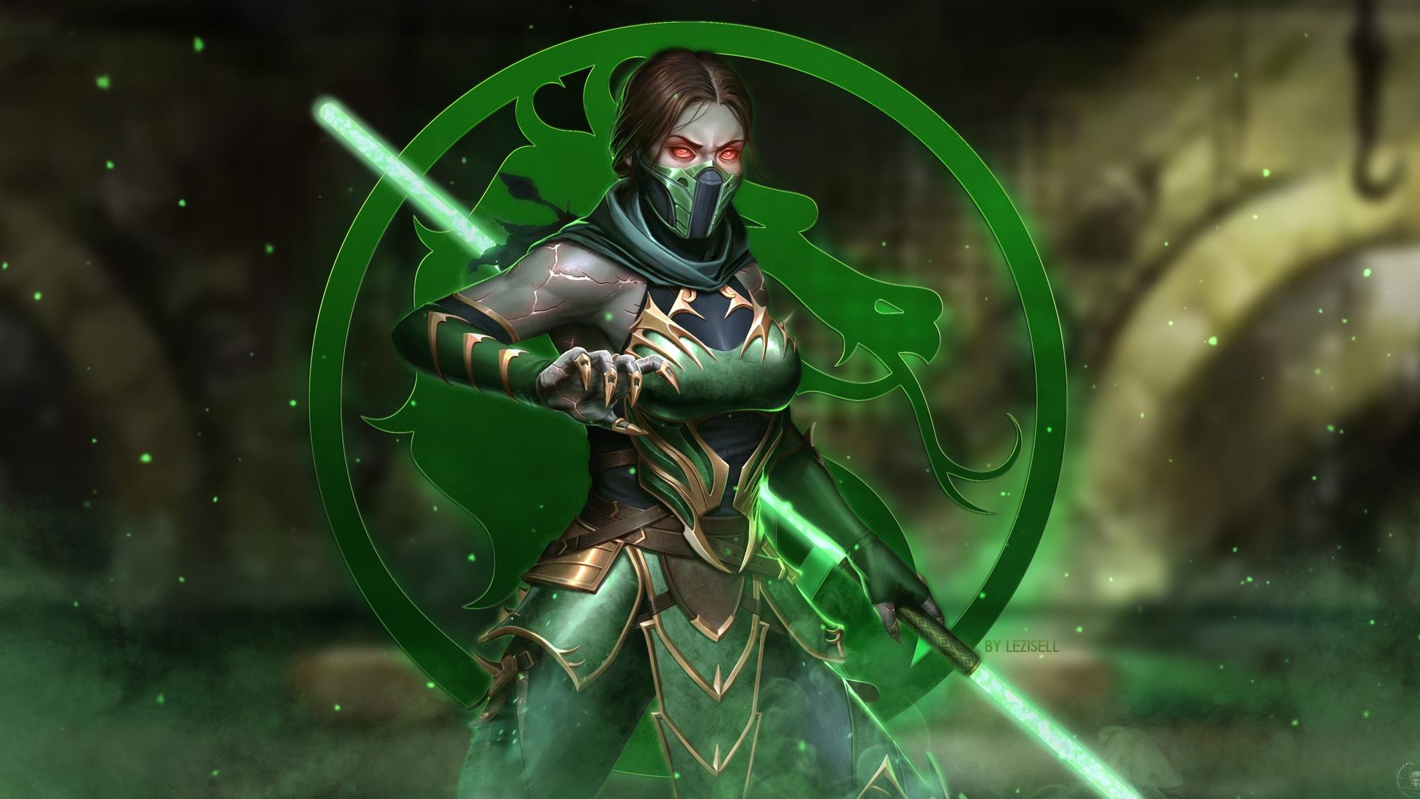 2048x1152 Jade Mortal Kombat 11 4k 2048x1152 Resolution Hd 4k