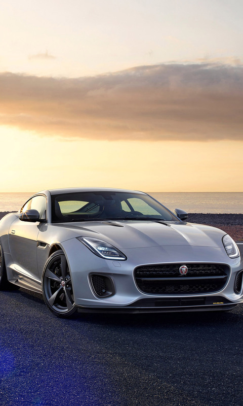 480x800 jaguar f type 2018 galaxy note htc desire nokia - Jaguar wallpaper for android ...