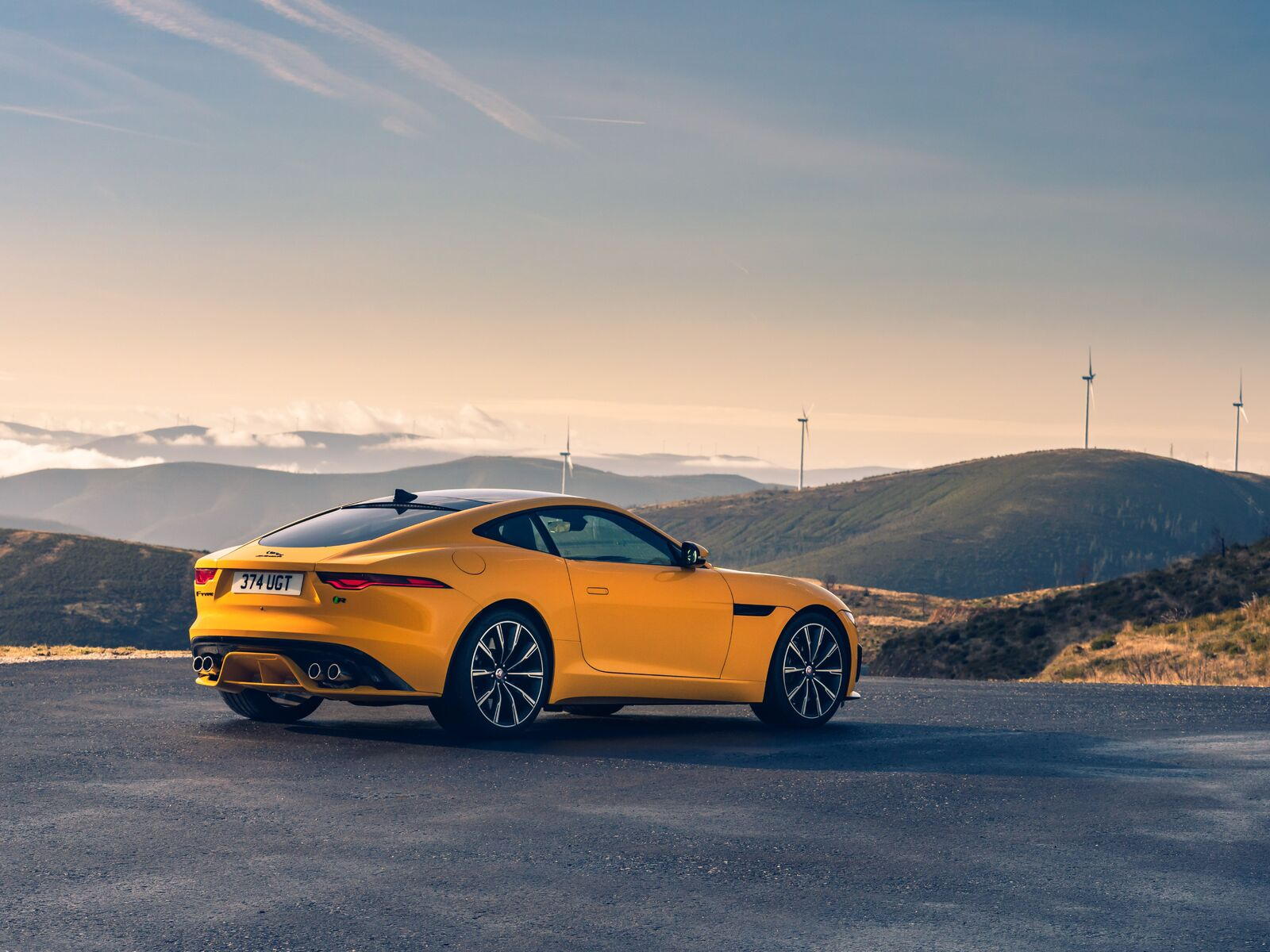 1600x1200 Jaguar F Type R Coupe 5k 1600x1200 Resolution Hd 4k