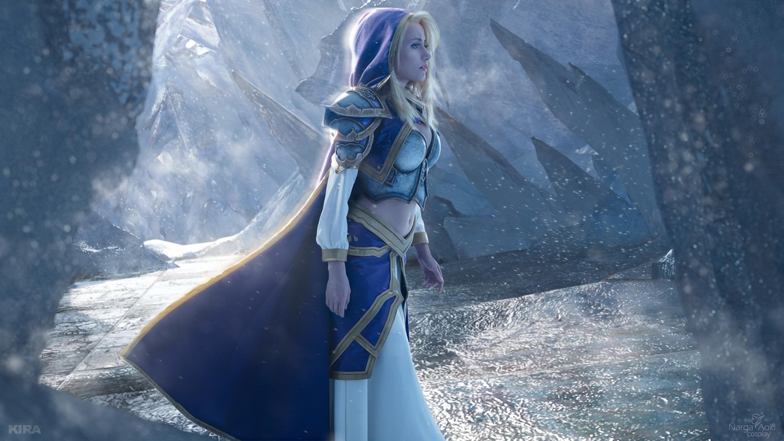 2560x1440 Jaina Proudmoore Warcraft 1440P Resolution HD 4k
