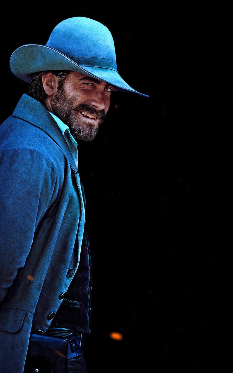 800x1280 Jake Gyllenhaal As John Morris In The Sisters Brothers