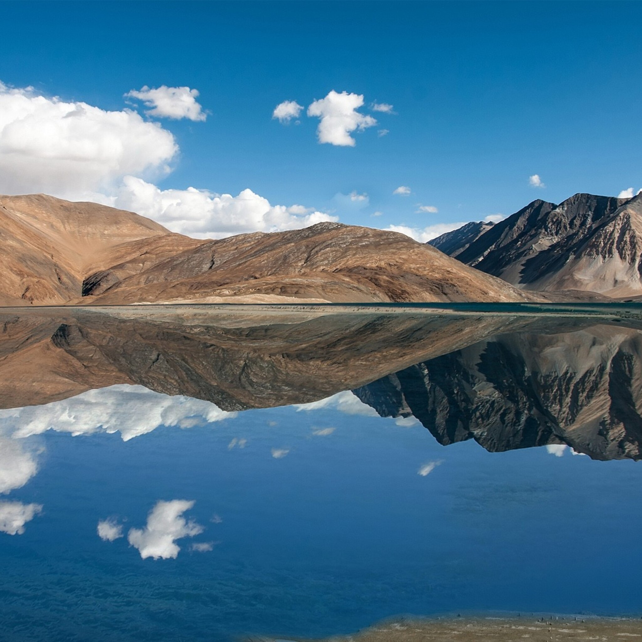 2048x2048 Jammu Kashmir Pangong Lake Ipad Air HD 4k