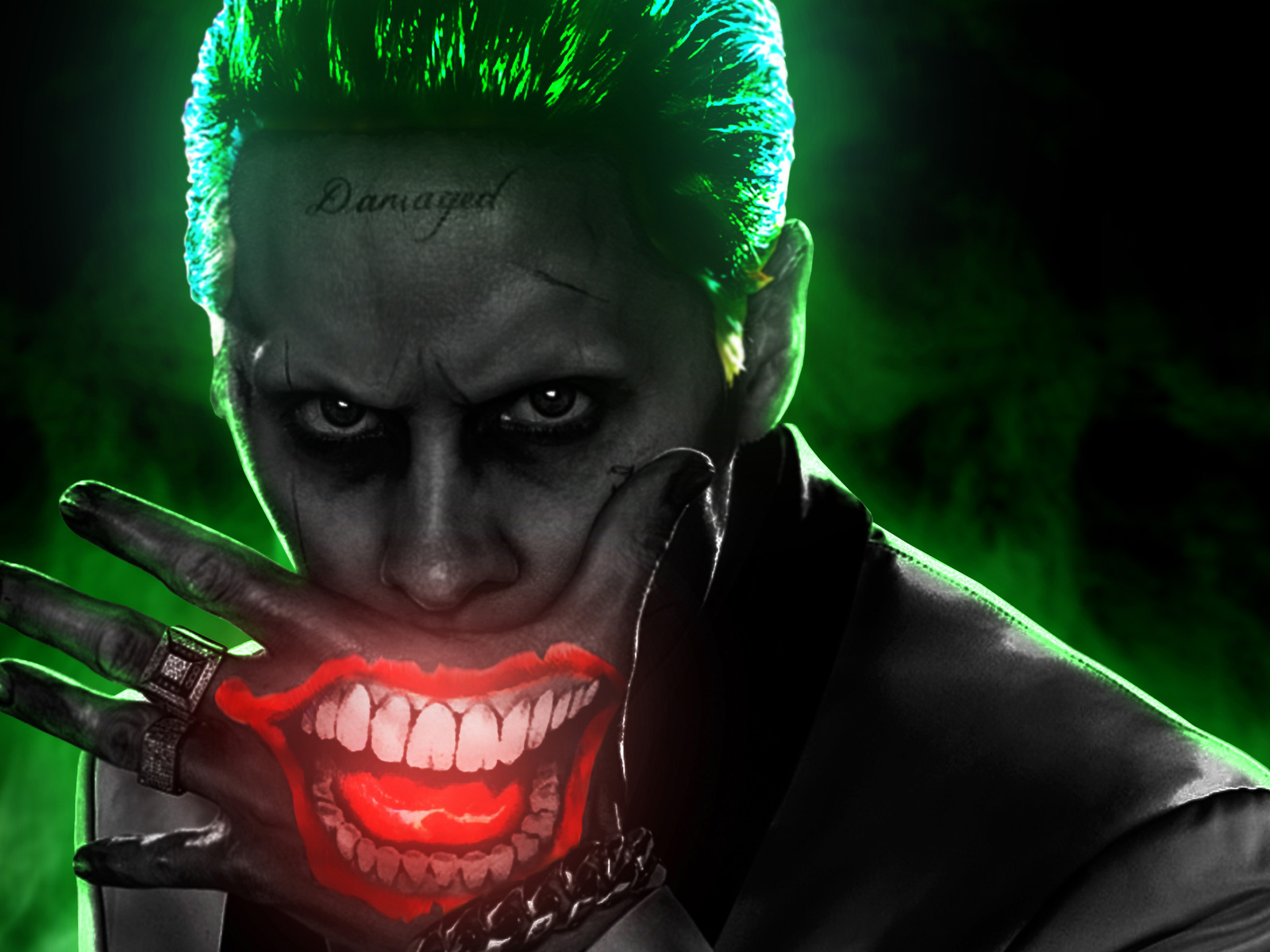 1600x1200 Jared Leto Joker 4k 1600x1200 Resolution HD 4k Wallpapers, Images, Backgrounds, Photos