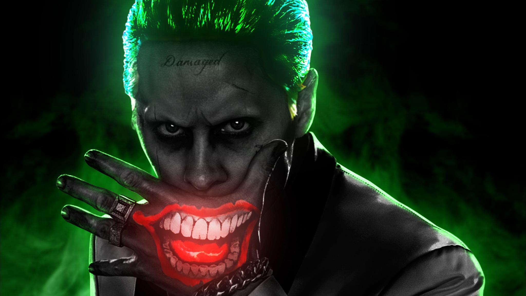 2048x1152 Jared Leto Joker 4k 2048x1152 Resolution HD 4k ...