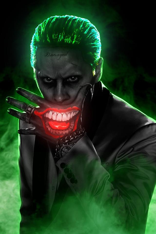 Jared Leto Joker 4k 2w