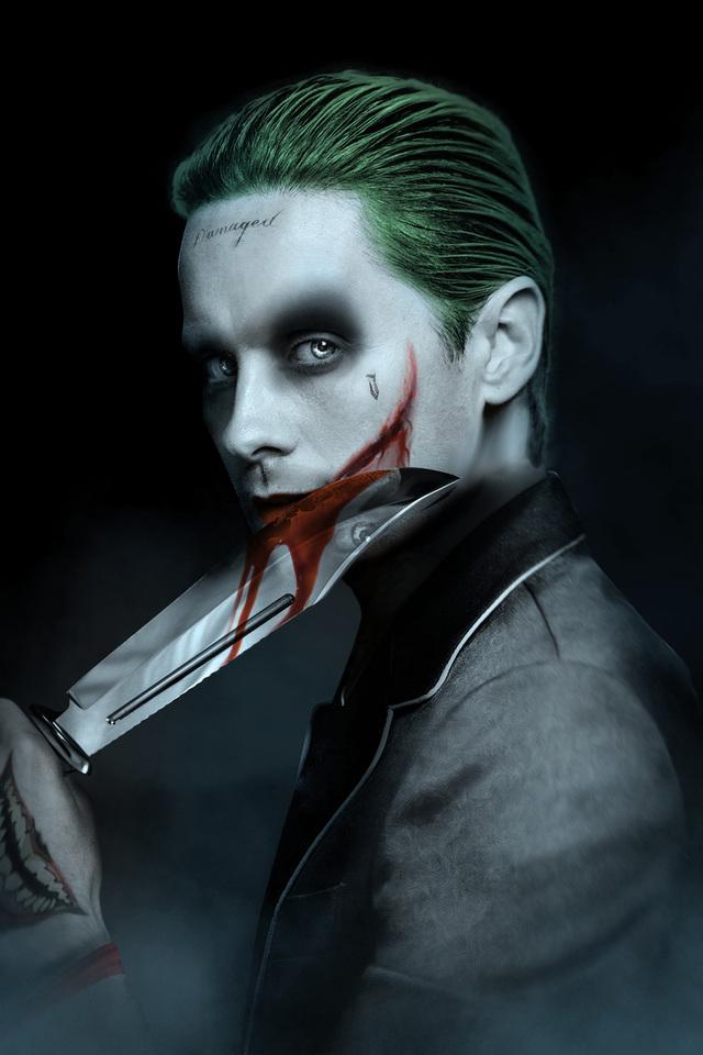 Jared Leto Joker Artwork J4