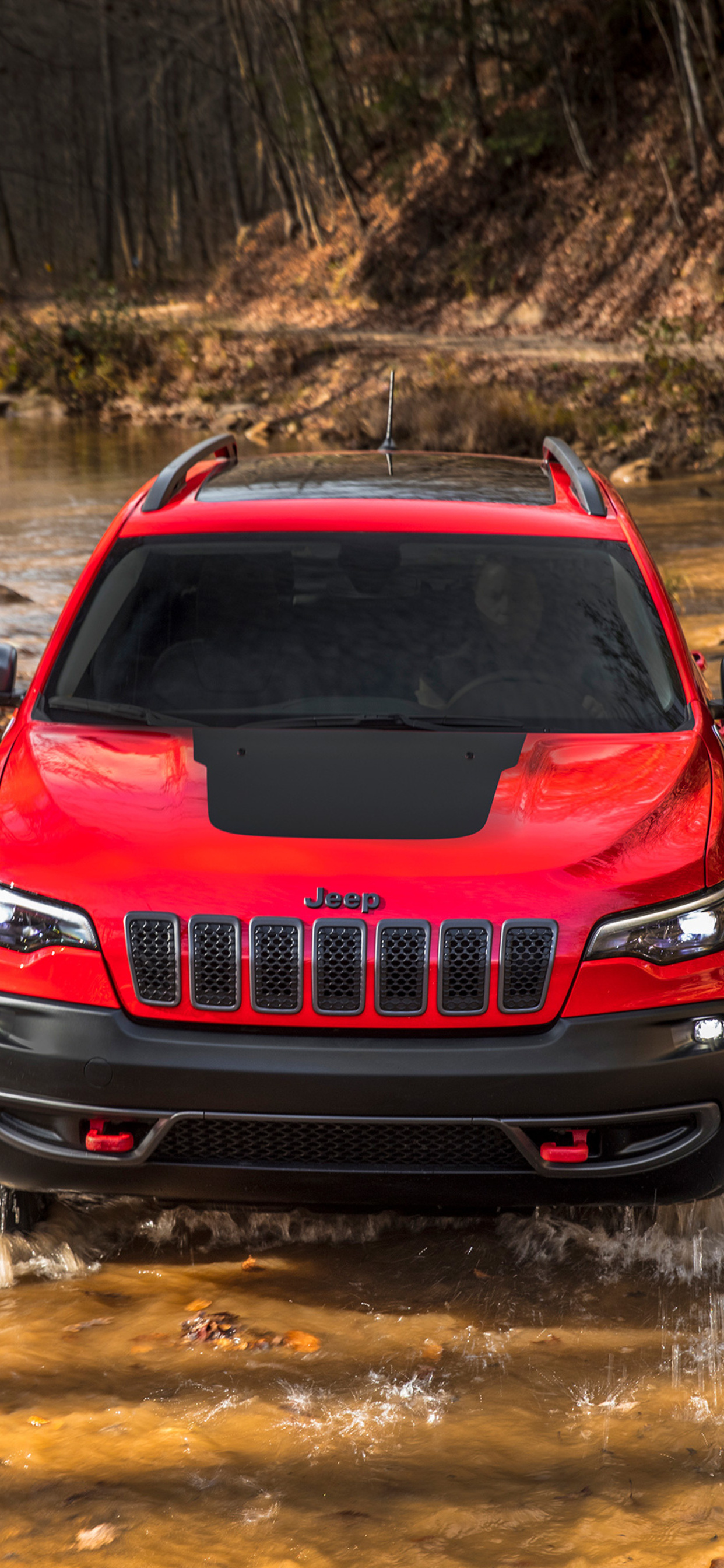 1242x2688 Jeep Cherokee Trailhawk Iphone Xs Max Hd 4k