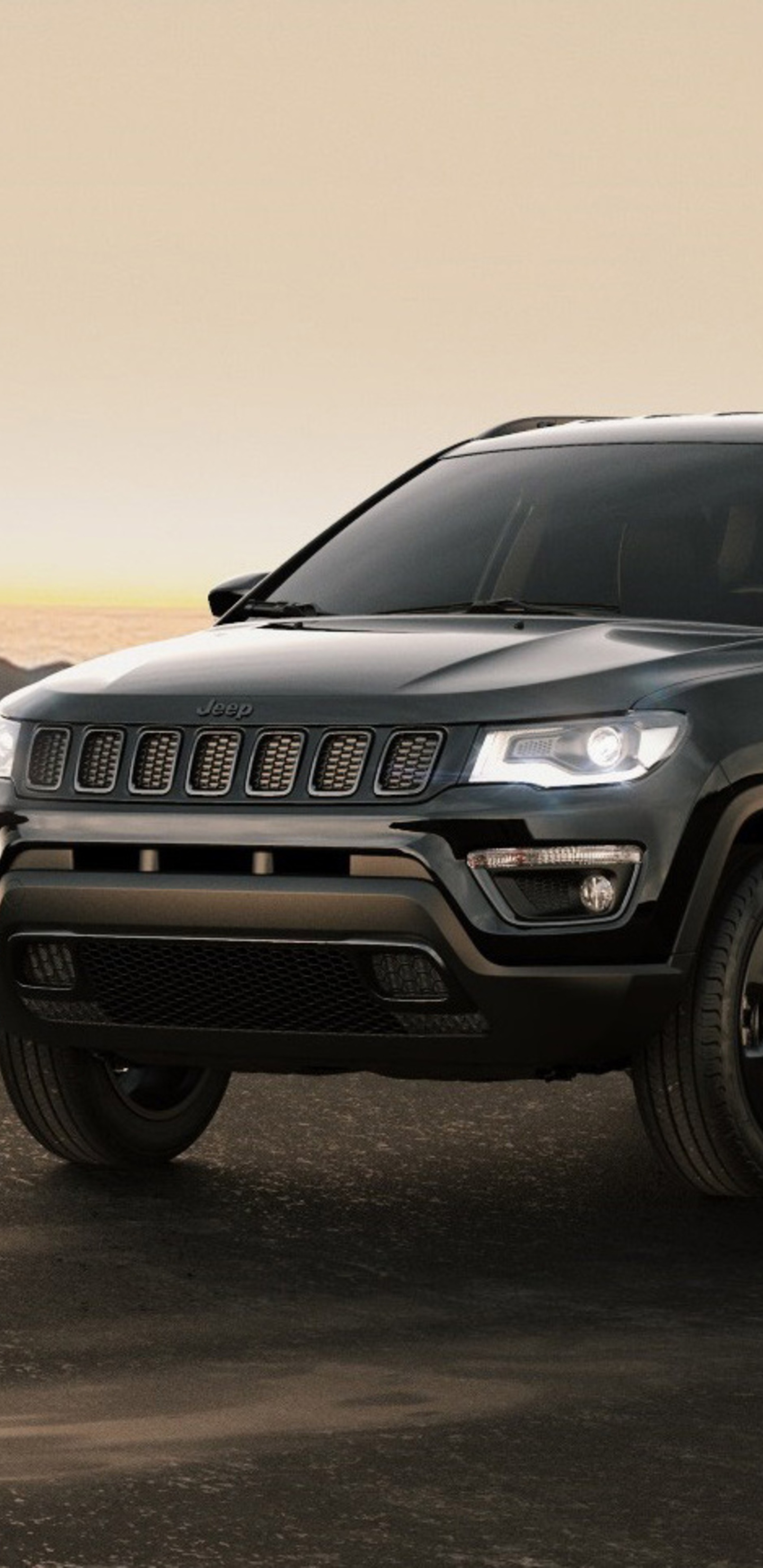 1440x2960 Jeep Compass Night Eagle 2017 Samsung Galaxy Note 9 8 S9 S8 S8 Qhd Hd 4k Wallpapers Images Backgrounds Photos And Pictures