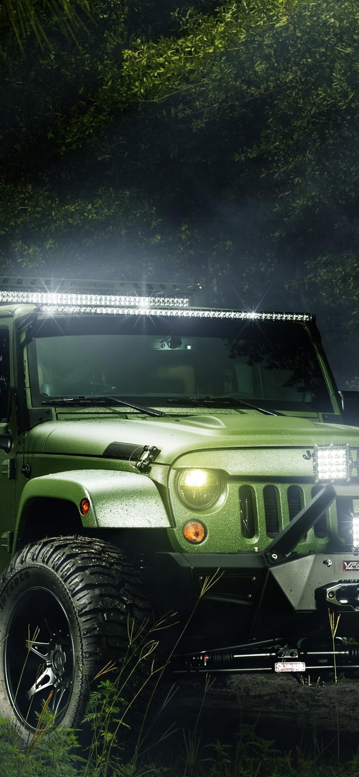 1242x2688 Jeep Led Headlight Iphone Xs Max Hd 4k Wallpapers