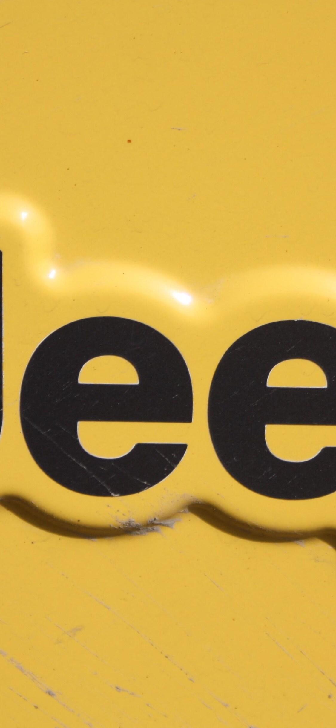 1125x2436 Jeep Logo Iphone Xs Iphone 10 Iphone X Hd 4k
