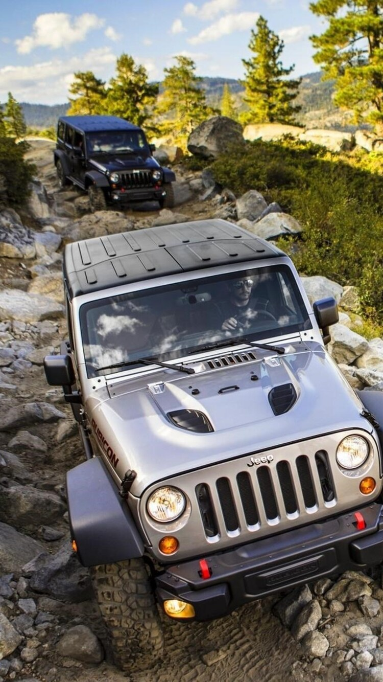 750x1334 Jeep Wrangler Offroading Iphone 6 Iphone 6s Iphone 7 Hd 4k Wallpapers Images Backgrounds Photos And Pictures