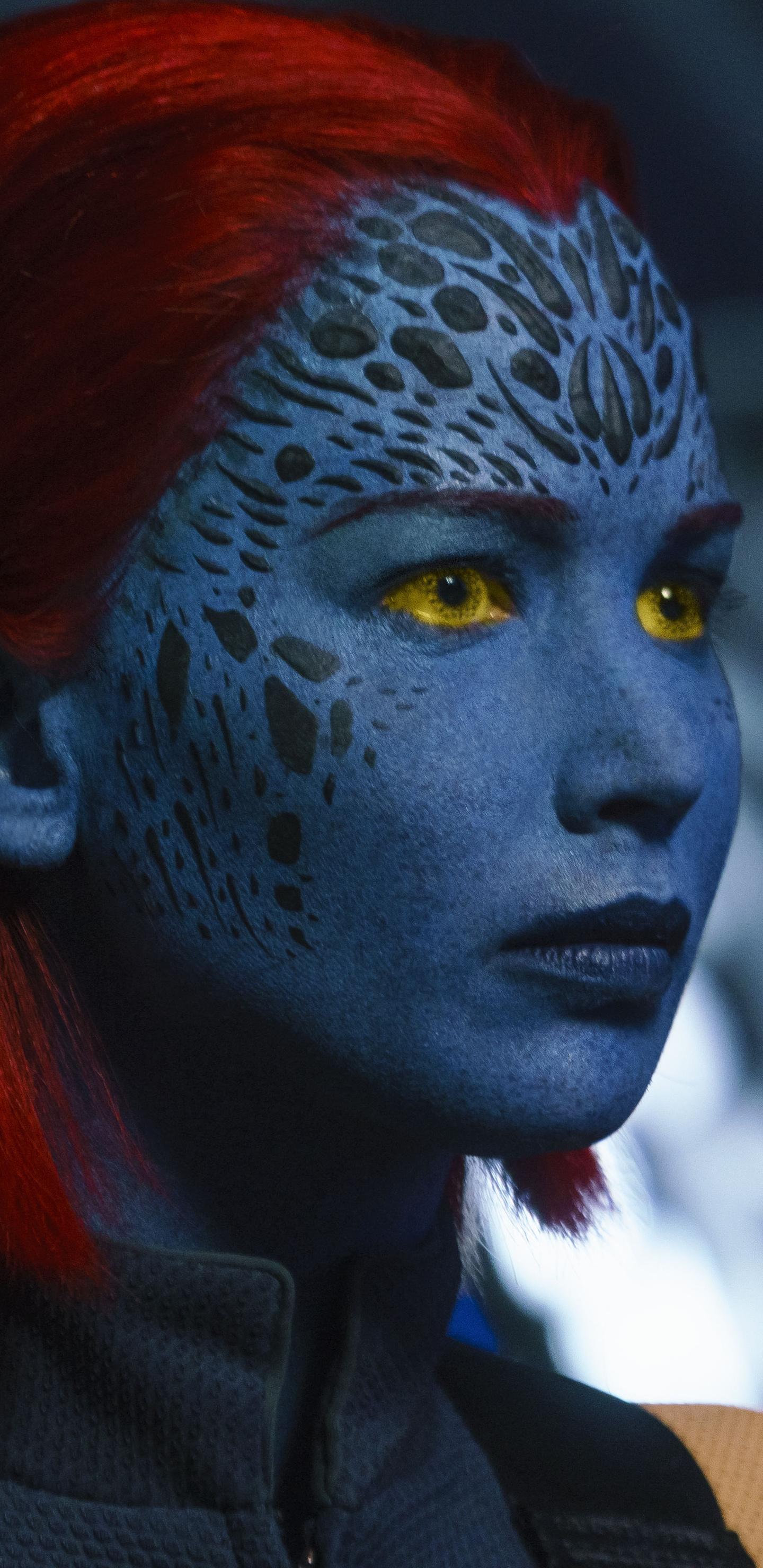 Jennifer mystique Jennifer Lawrence