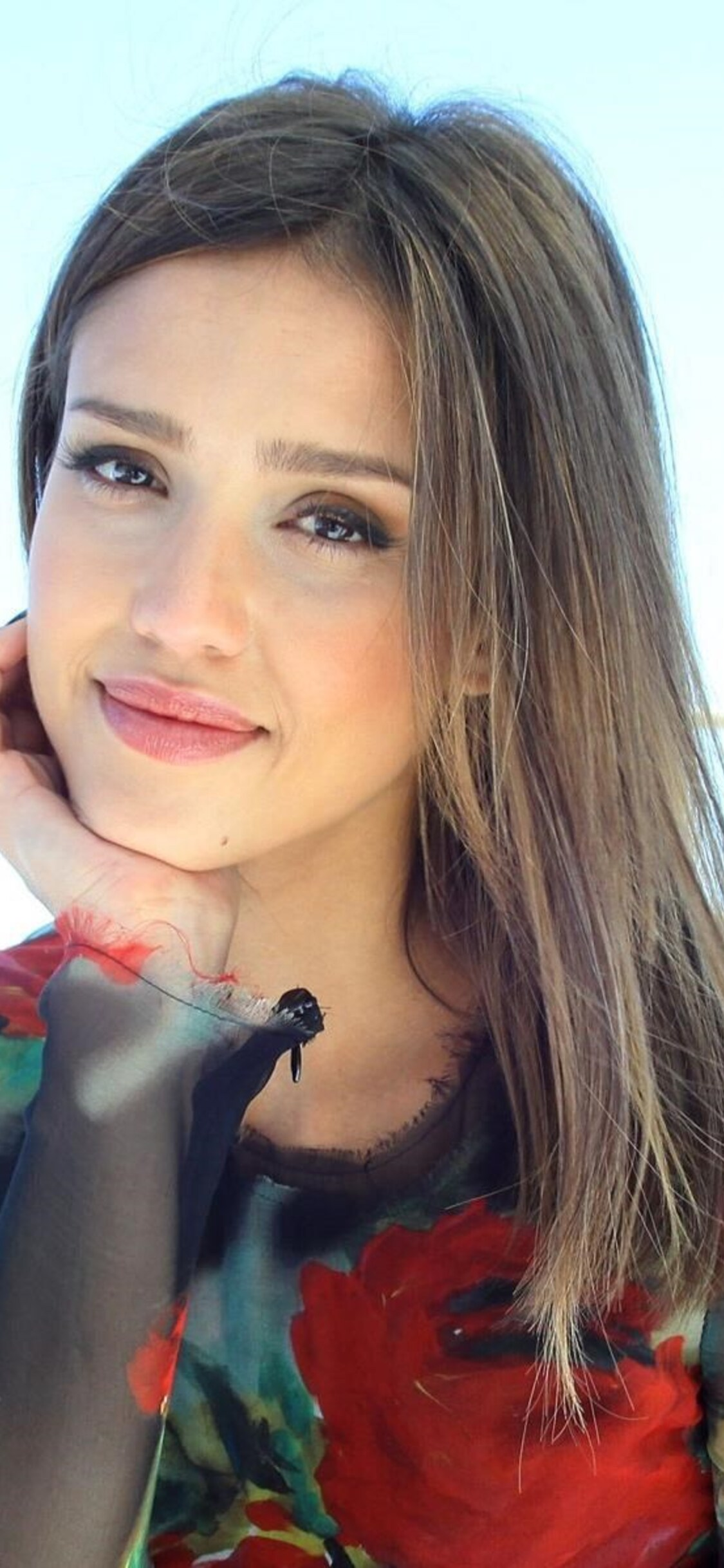 Jessica Alba Simple (Iphone XS,Iphone 10,Iphone X)