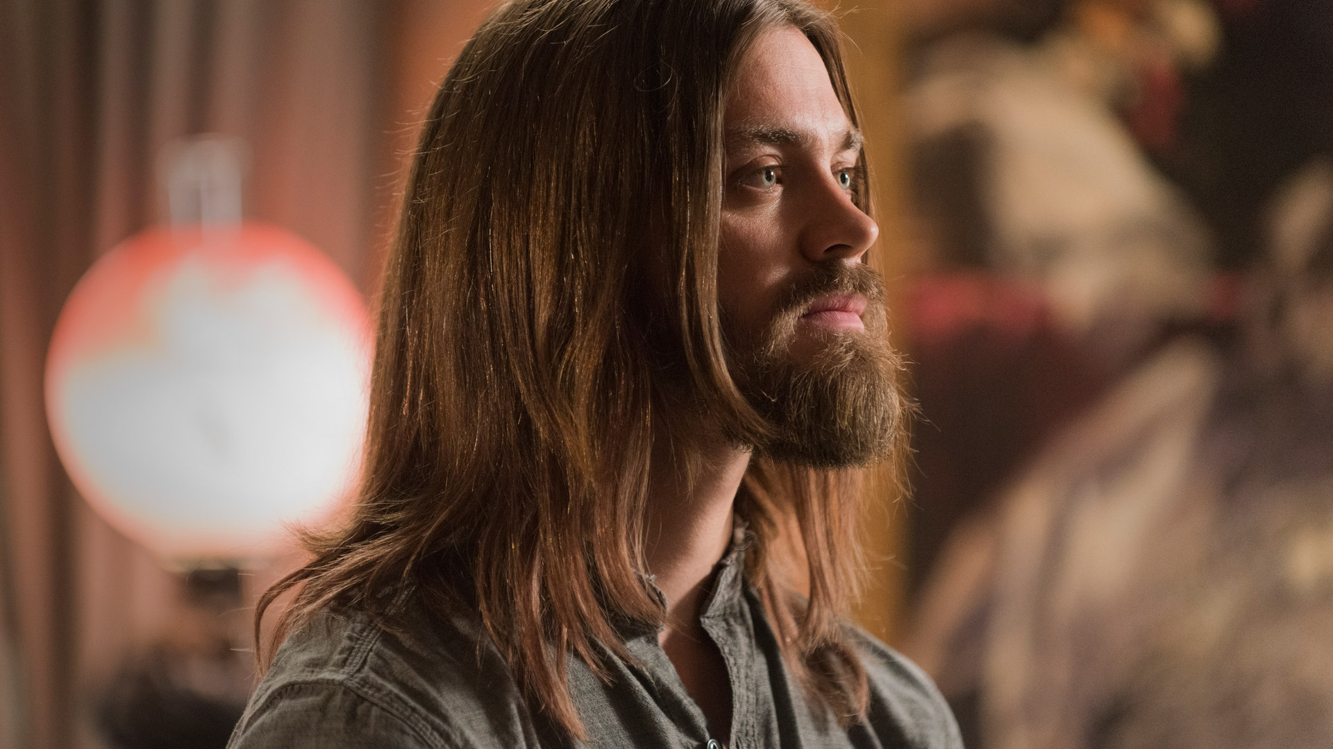 1920x1080 Jesus In The Walking Dead Season 8 Laptop Full Hd 1080p