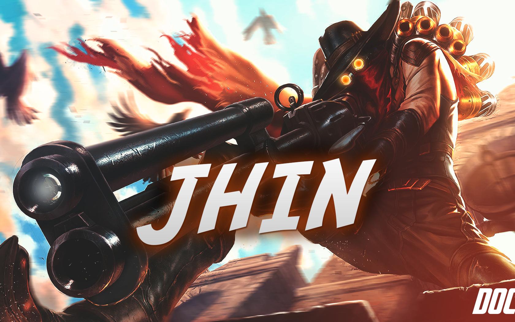 1680x1050 Jhin League Of Legends Artwork 1680x1050 Resolution Hd