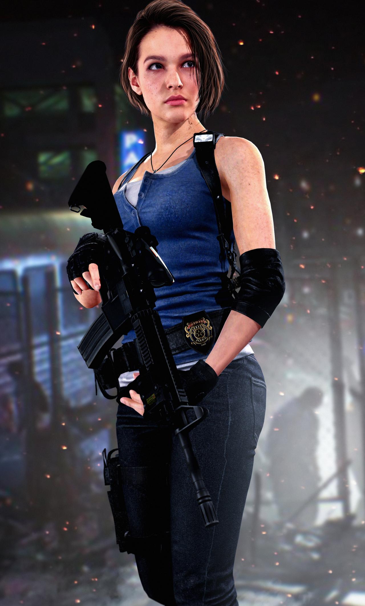 Jill Valentine - Resident Evil 3: Nemesis Cosplay