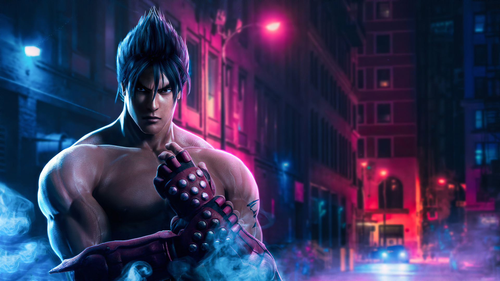 Tekken 7 Jin Ending