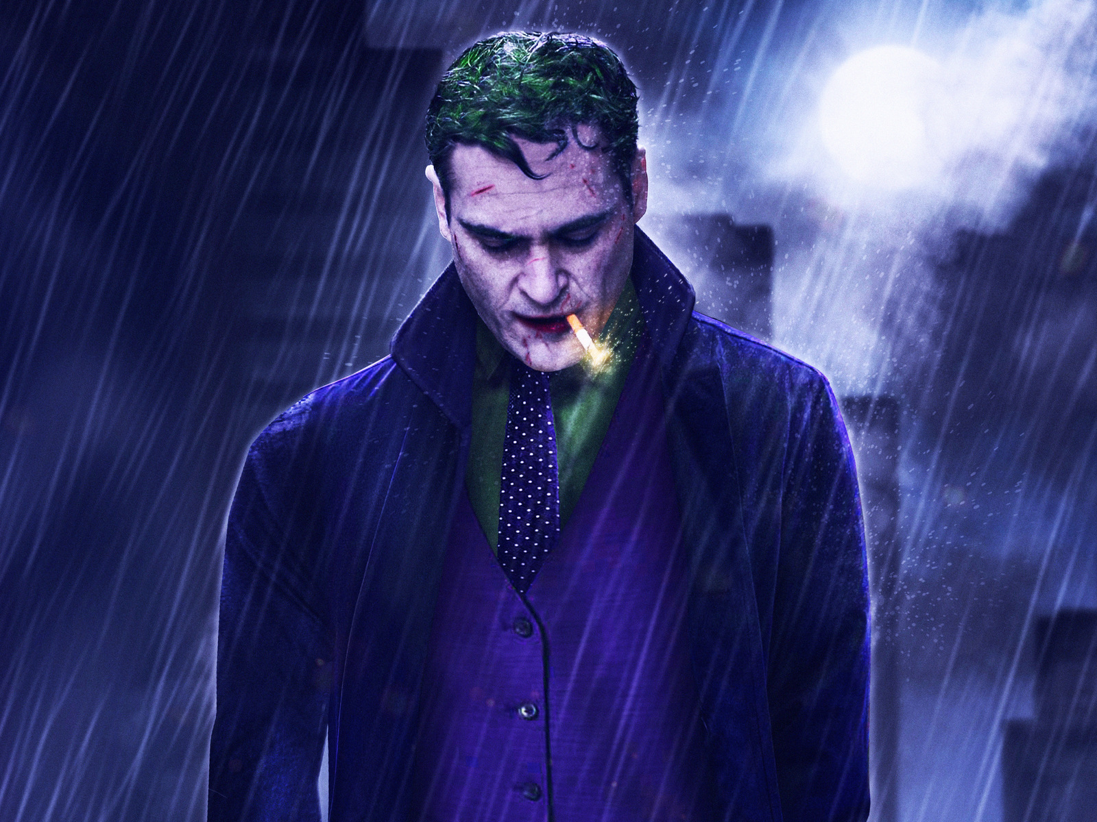 1600x1200 joaquin phoenix joker 2019 movie 5k 1600x1200 for Joker immagini hd