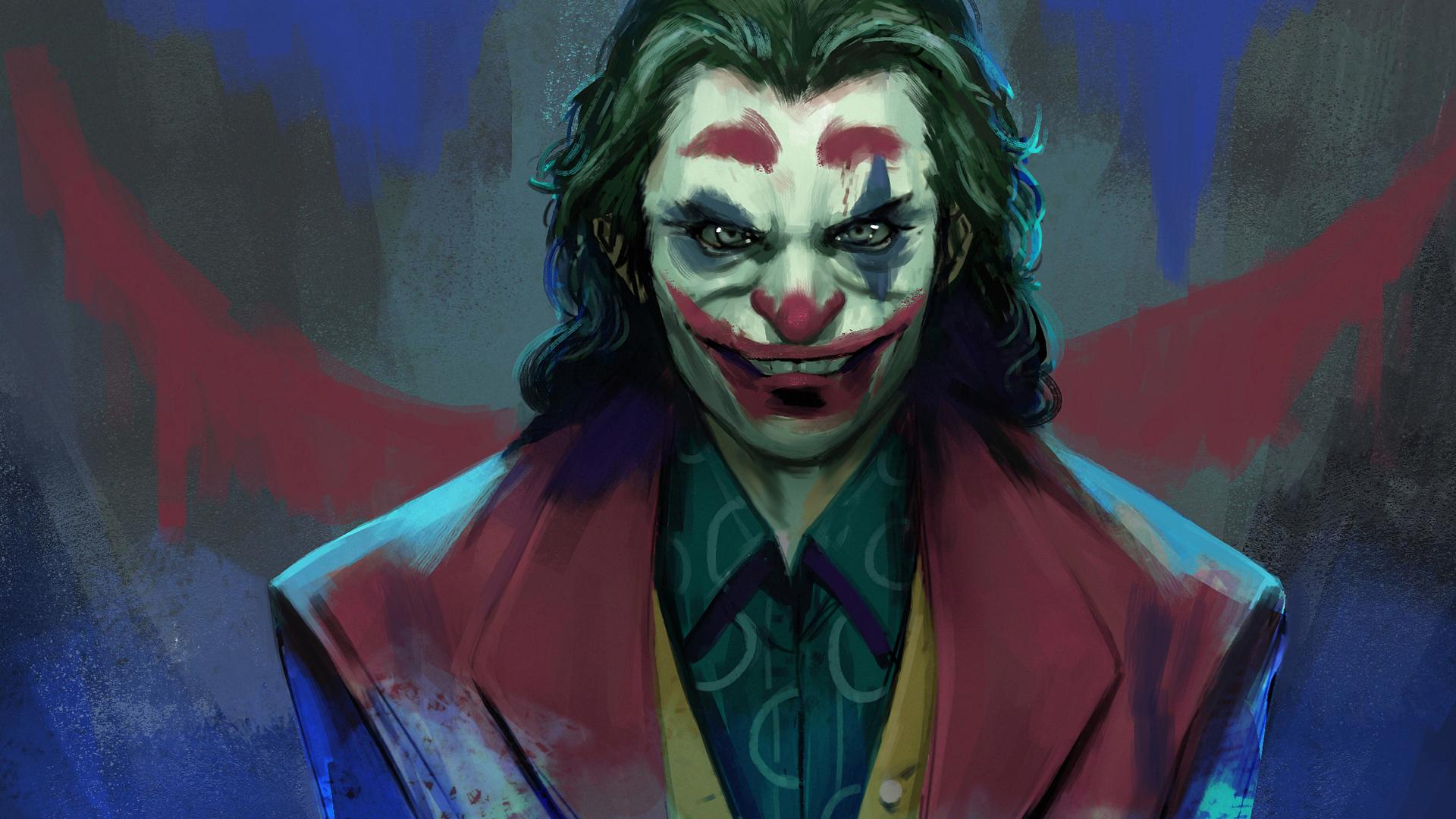Joaquin Phoenix Joker Wallpaper Hd 1080p