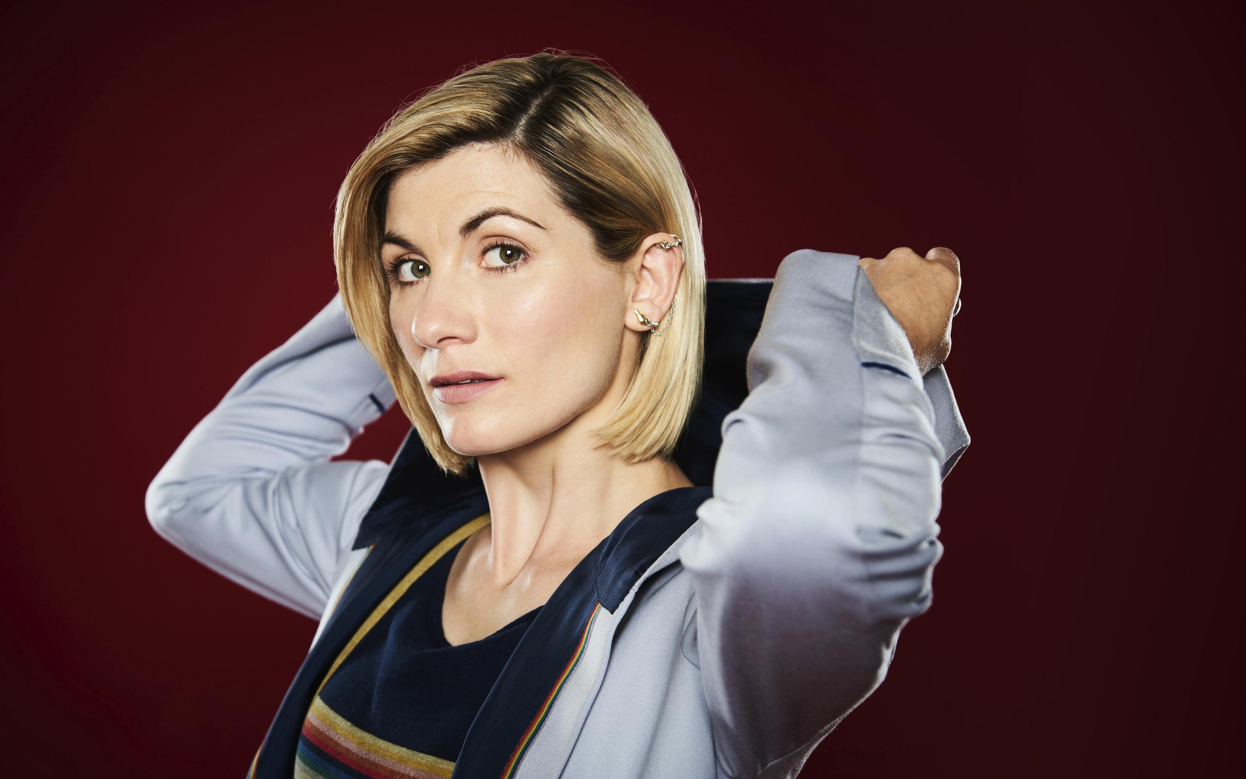 2560x1600 Jodie Whittaker In Doctor Who 2560x1600 Resolution Hd 4k