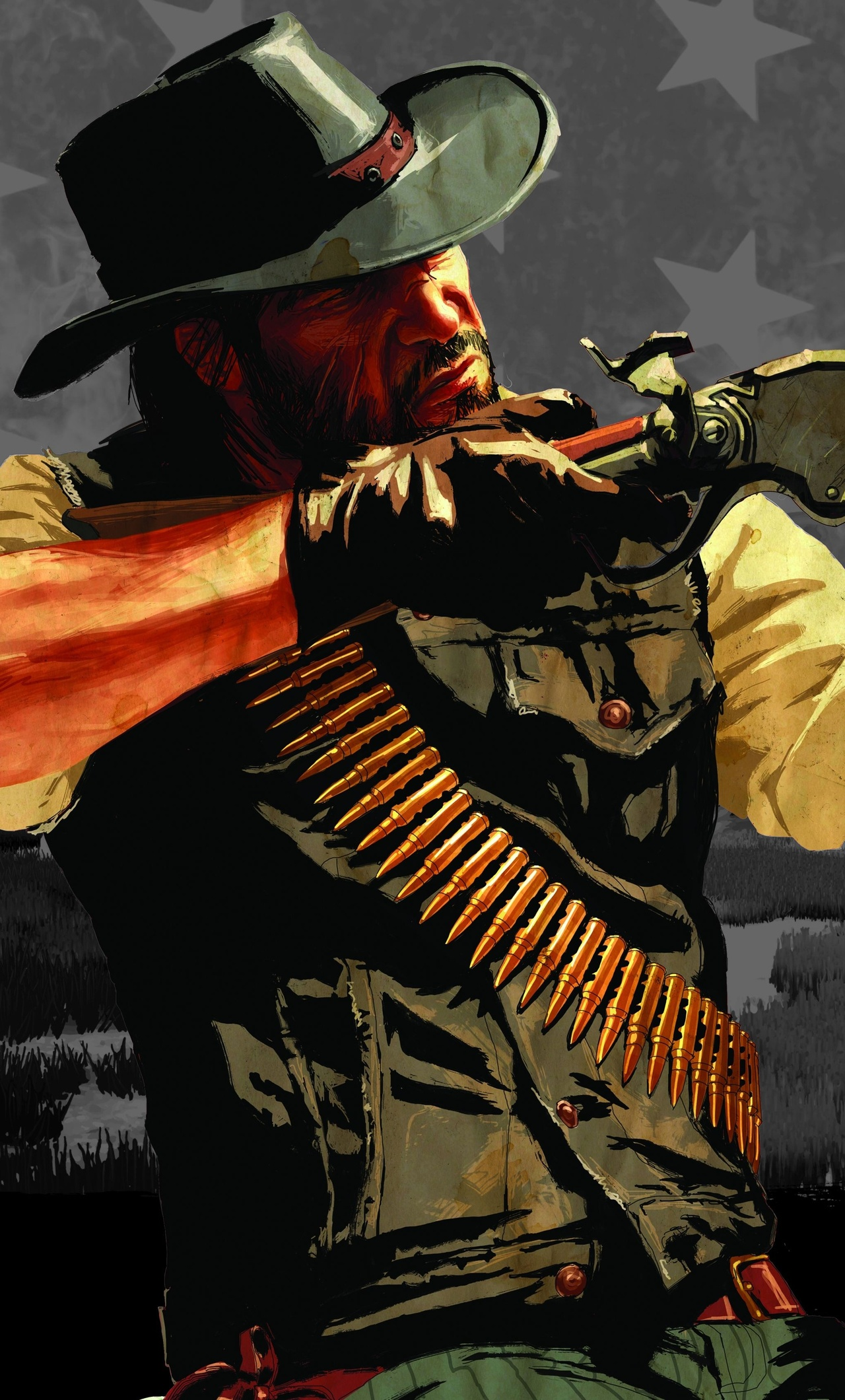 1280x2120 John Marston Red Dead Redemption 2 5k Iphone 6 Hd