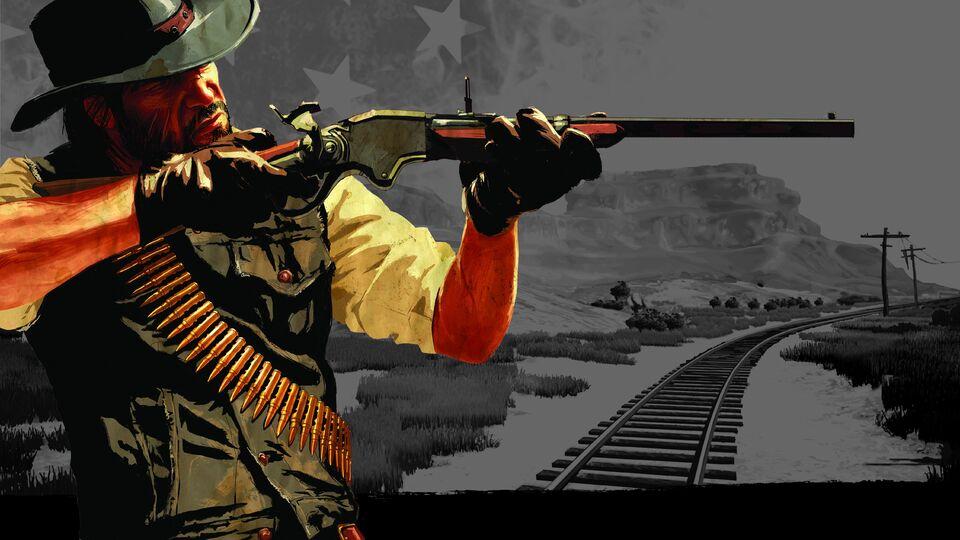 960x540 John Marston Red Dead Redemption 2 5k 960x540
