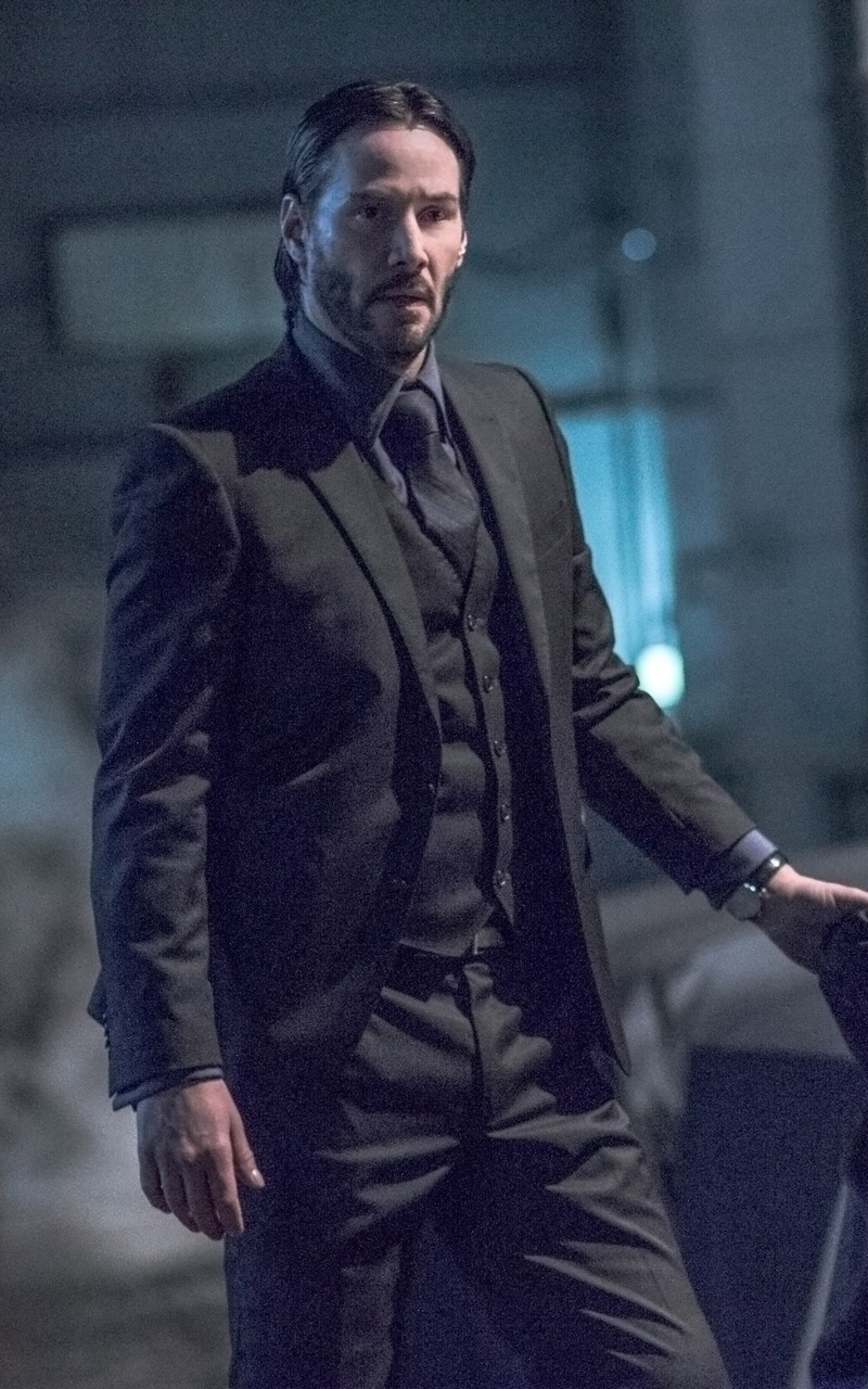 800x1280 John Wick Chapter 2 2017 Hd Nexus 7 Samsung Galaxy Tab 10 Note Android Tablets Hd 4k Wallpapers Images Backgrounds Photos And Pictures