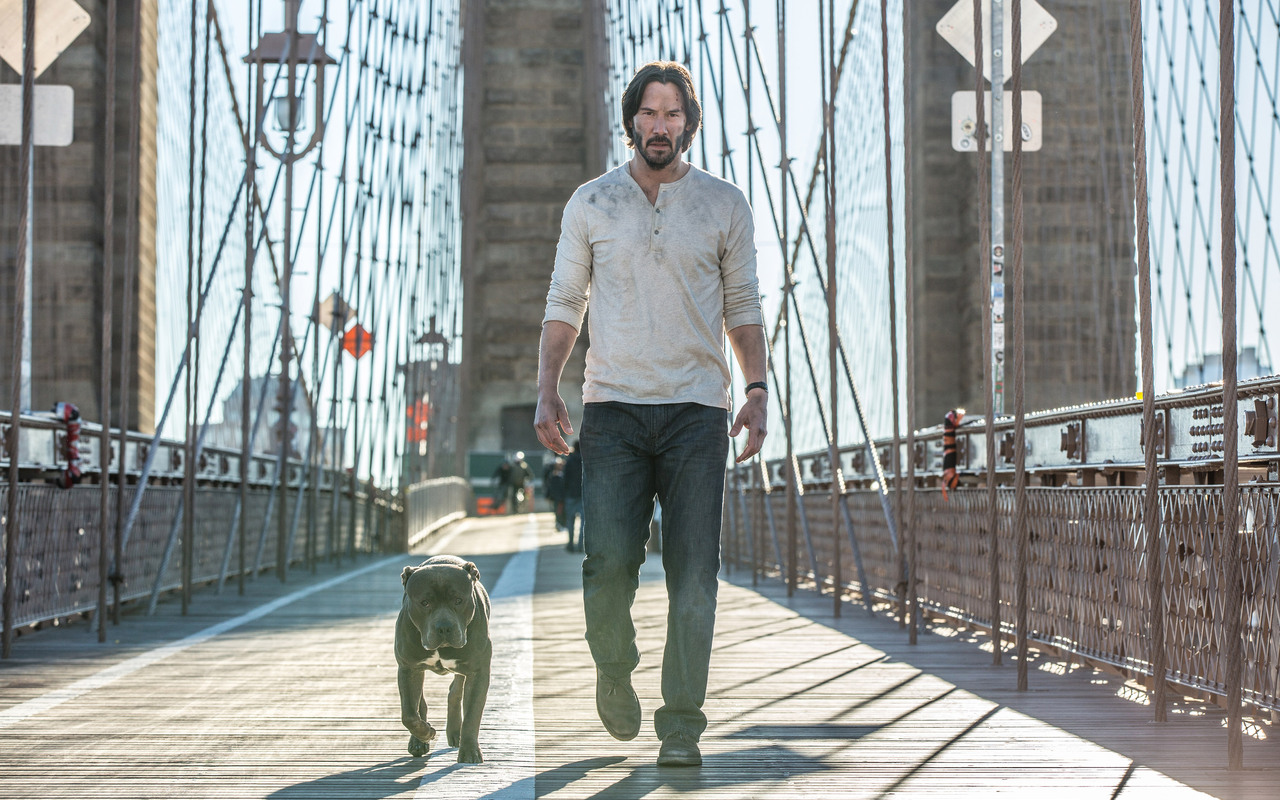1280x800 John Wick Chapter Two 720p Hd 4k Wallpapers Images