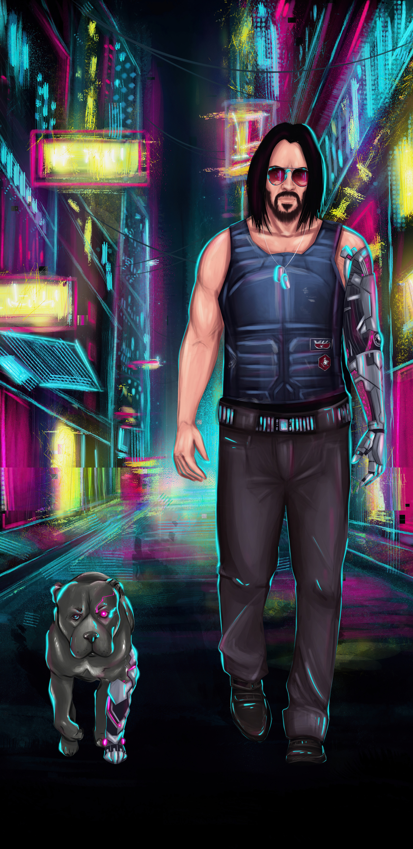 johnny-silverhand-with-his-cyber-dog-5k-l4.jpg
