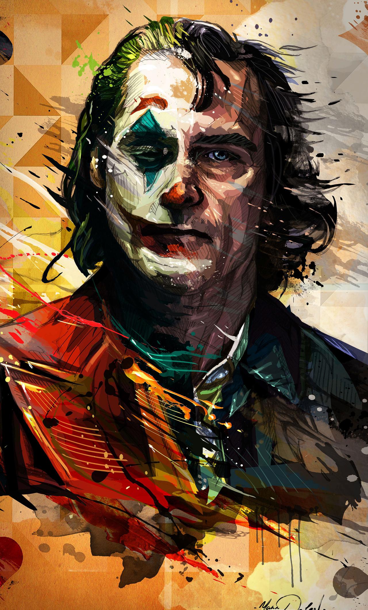 1280x2120 Joker 2019 Artwork Iphone 6 Hd 4k Wallpapers