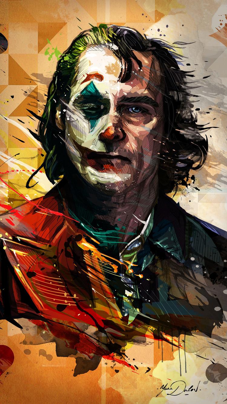 750x1334 Joker 2019 Artwork Iphone 6 Iphone 6s Iphone 7 Hd