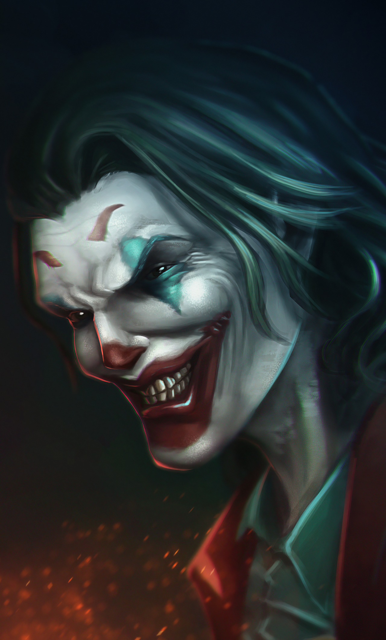 1280x2120 Joker 2020 Art 4k iPhone 6+ HD 4k Wallpapers ...