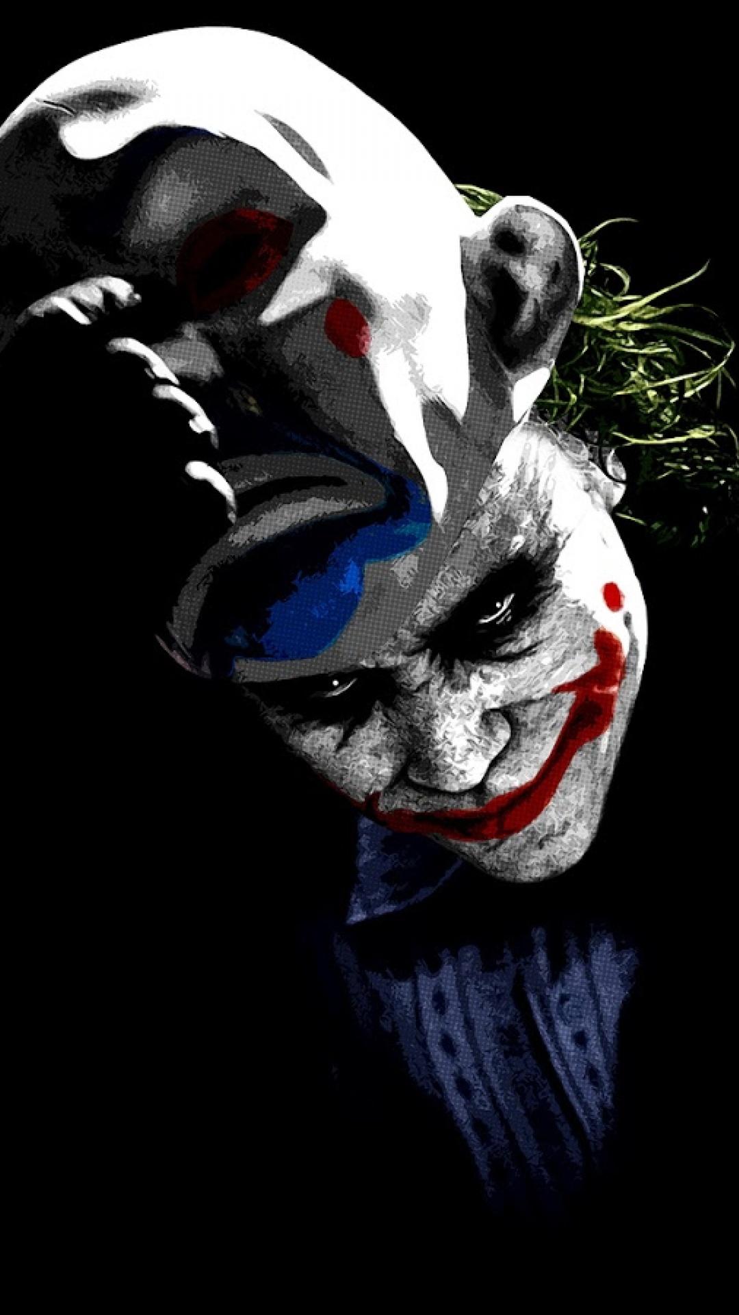 The Joker Painting 4k Hd Desktop Wallpaper For 4k Ultra Hd Tv Wide Ultra Widescreen Displays 15 Phone Wallpaper