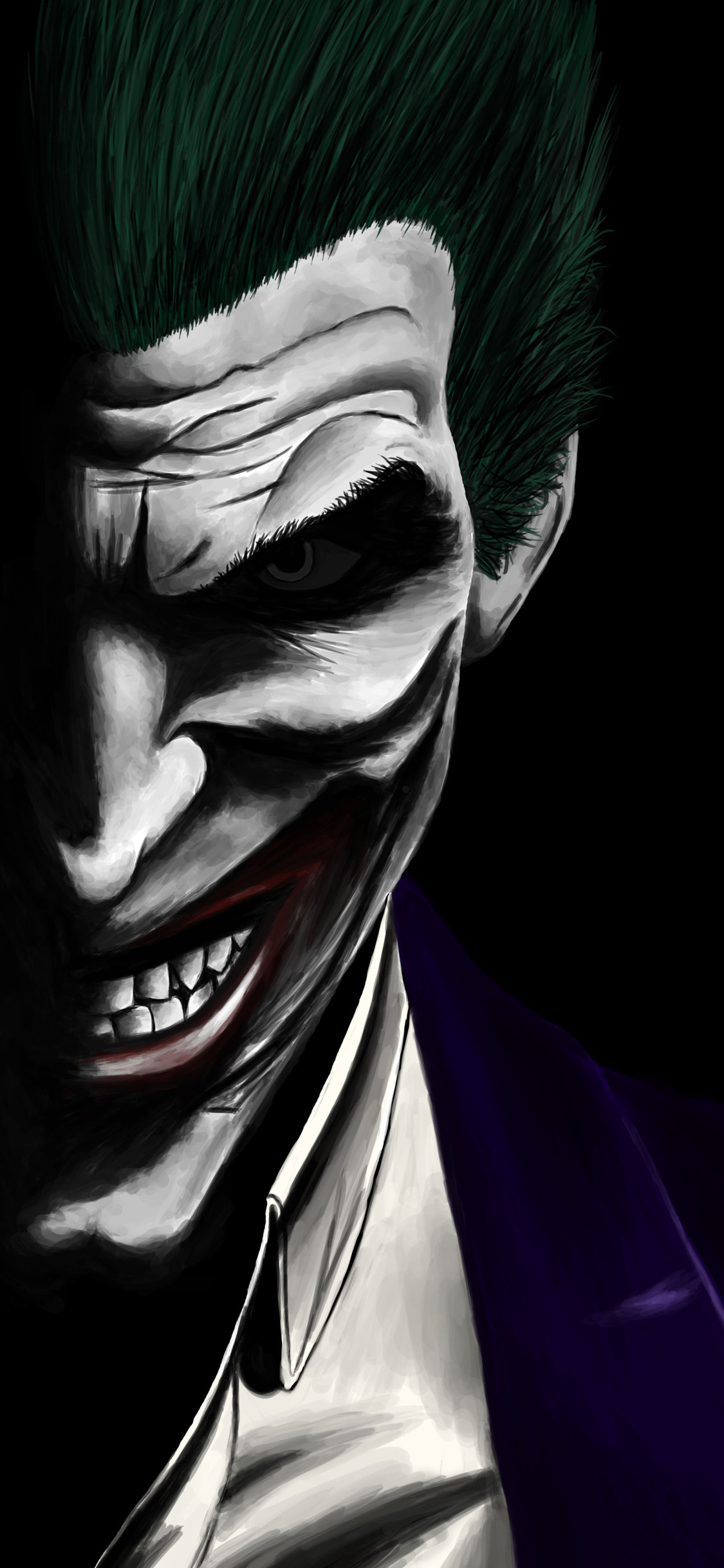 1125x2436 Joker Artwork 5k Iphone Xs Iphone 10 Iphone X Hd