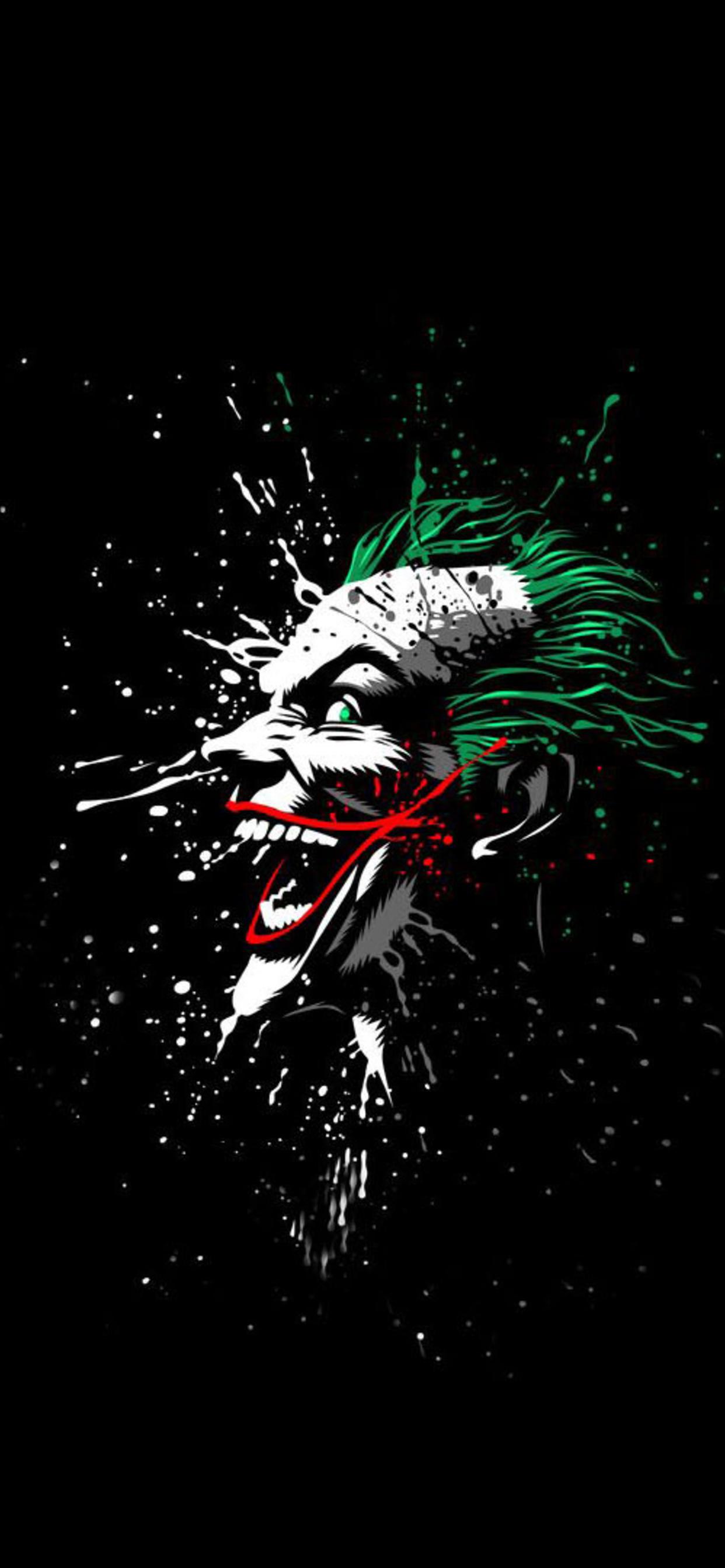 1242x2688 Joker Artwork Iphone Xs Max Hd 4k Wallpapers Images