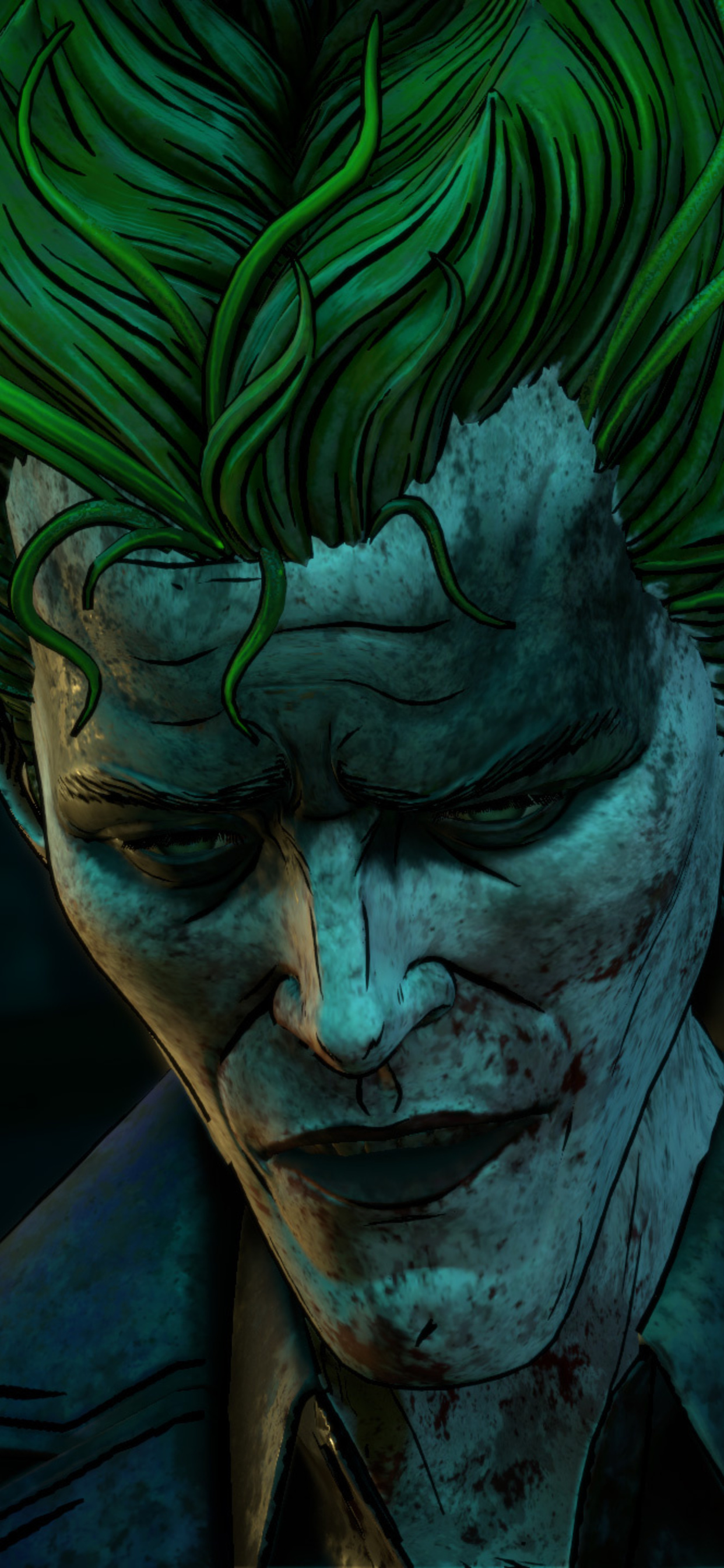 1242x2688 Joker Batman A Telltale Game Series Iphone Xs Max