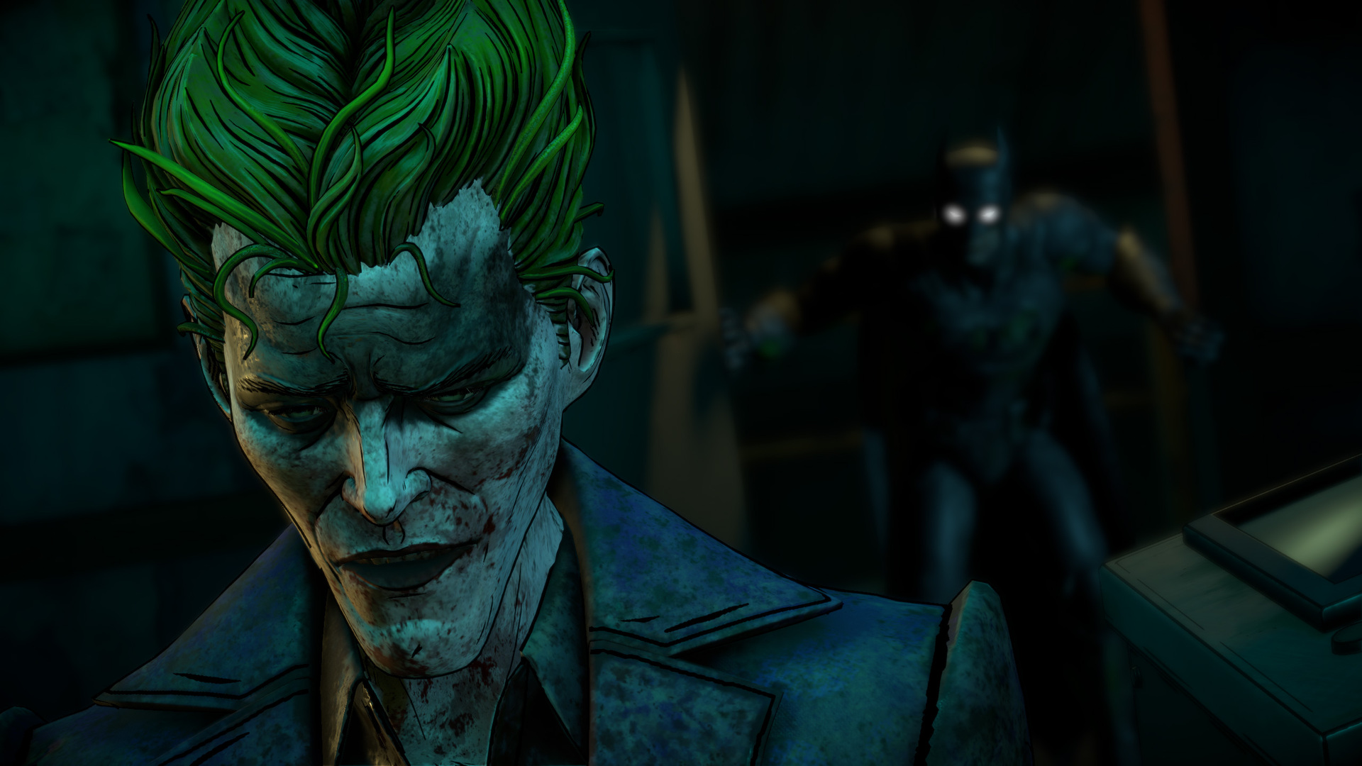 1920x1080 Joker Batman A Telltale Game Series Laptop Full Hd 1080p