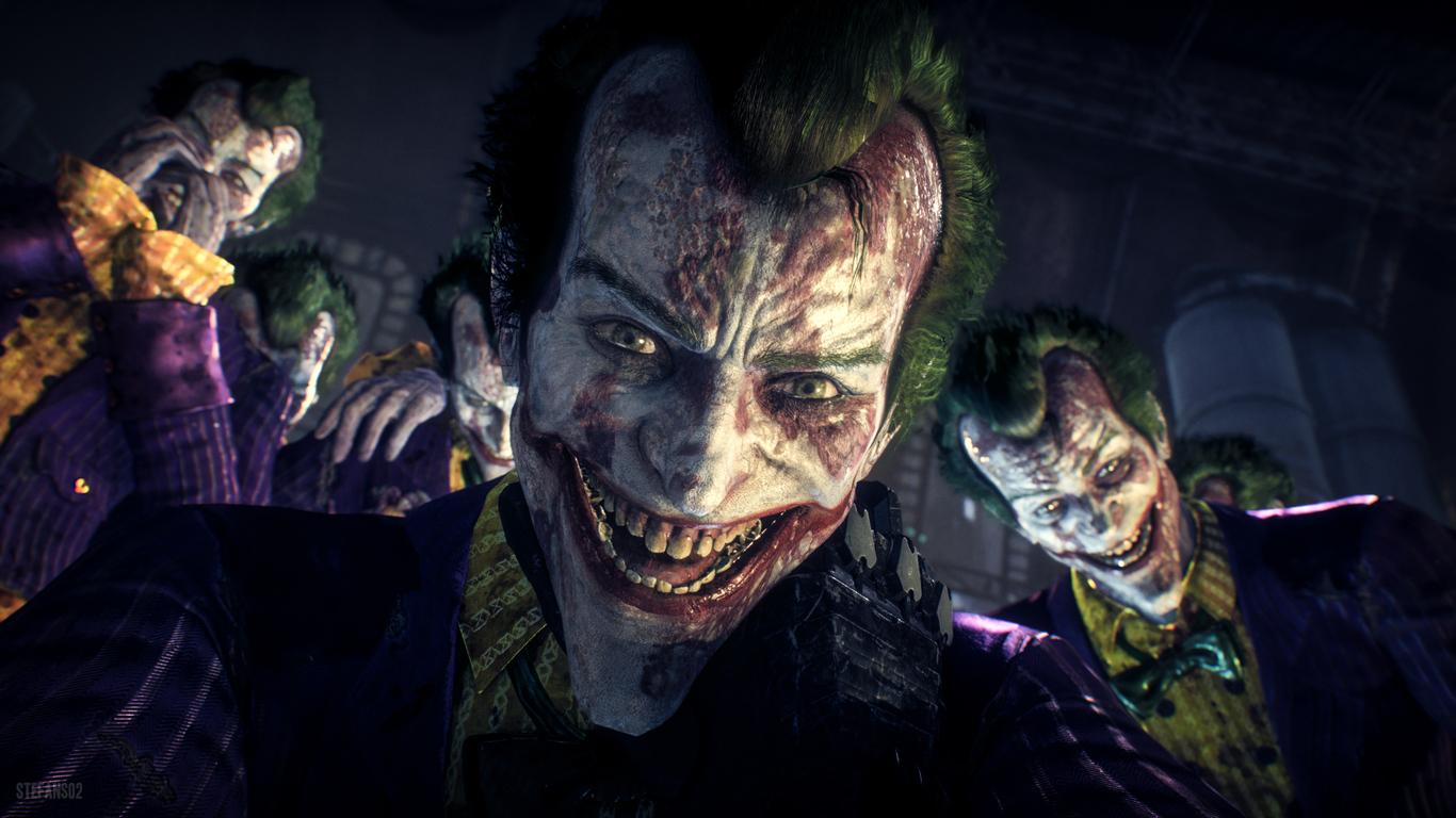 1366x768 Joker Batman Arkham Knight 1366x768 Resolution Hd 4k