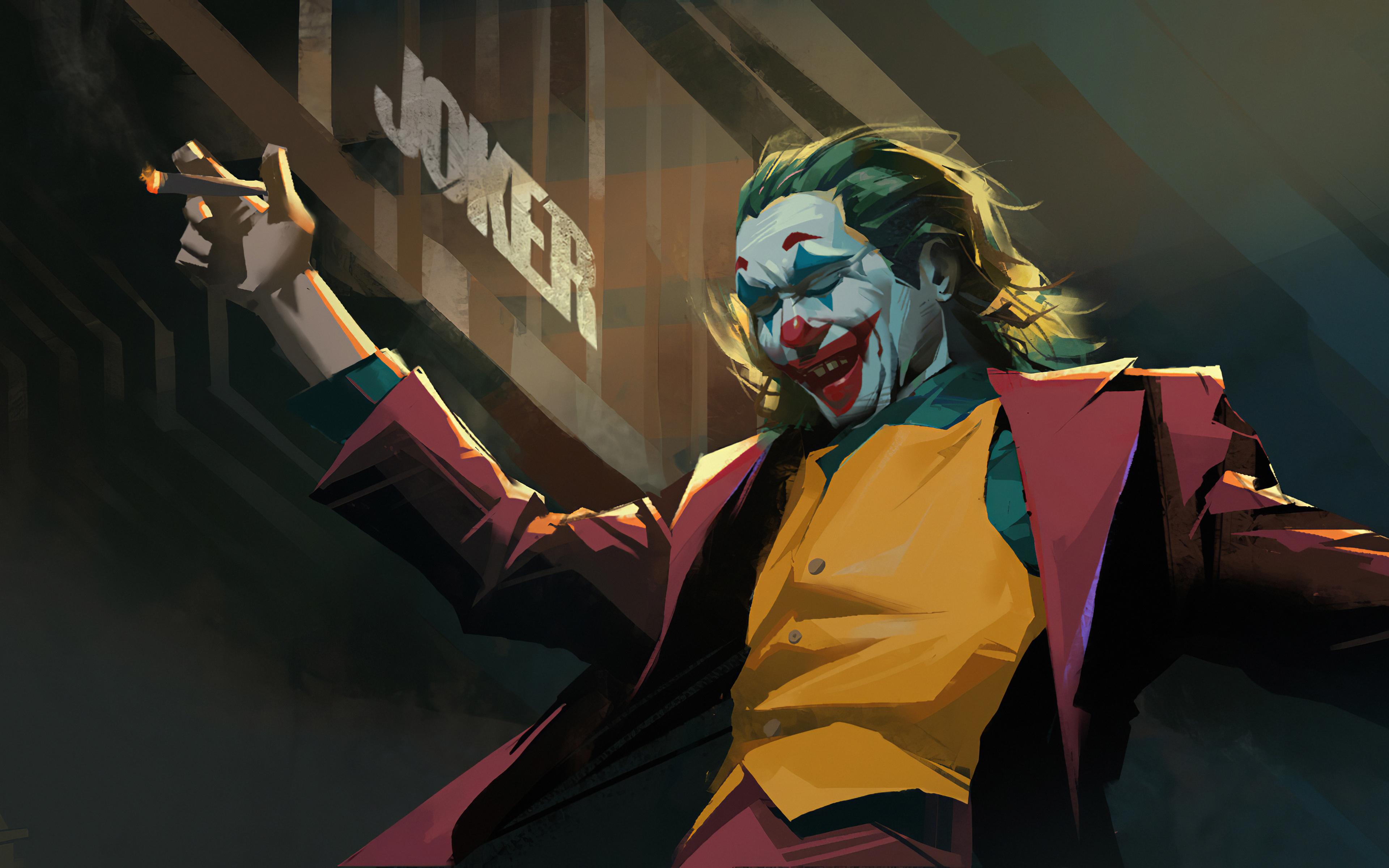 3840x2400 Joker Dance 4k 2020 4k HD 4k Wallpapers