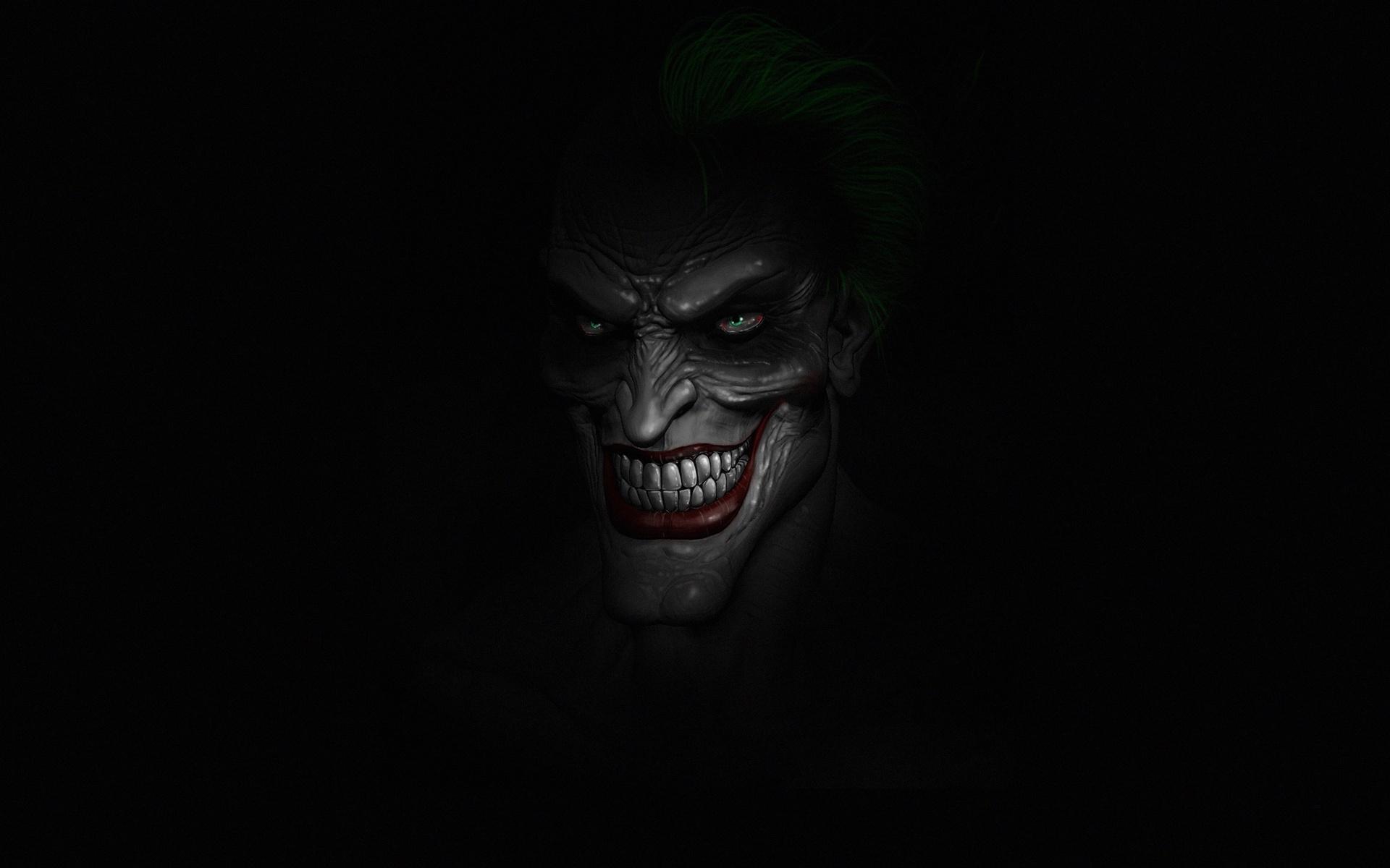 1920x1200 Joker Dark Minimalist 1080p Resolution Hd 4k Wallpapers
