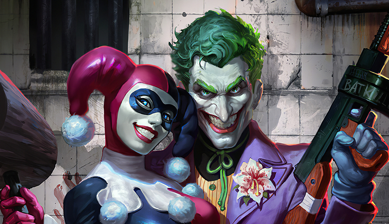 Joker Harley Quinn Laptop HD HD 4k